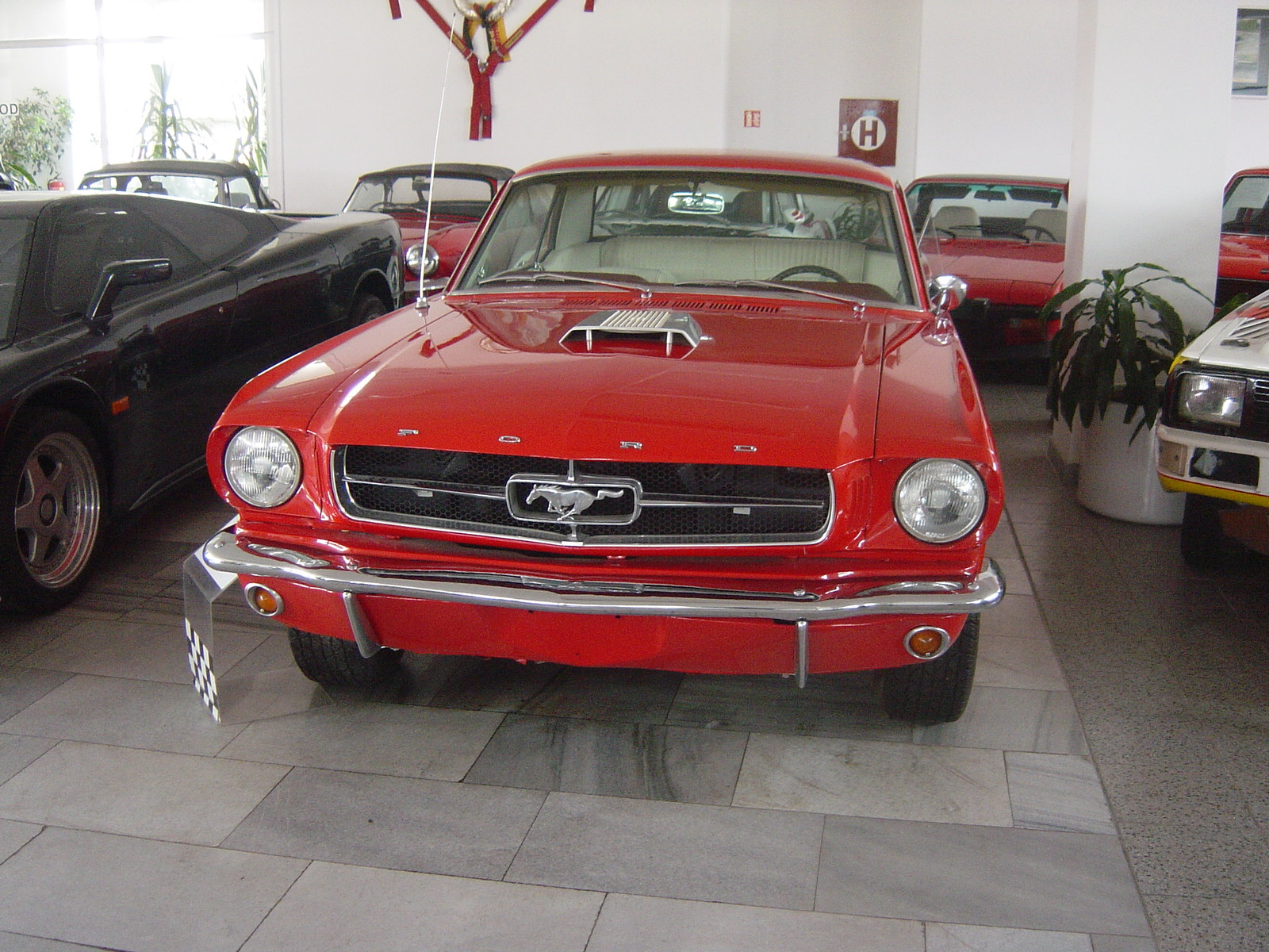 File Sports Car Museum Lány Ford Mustang Wikimedia mons