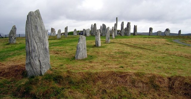 File:Standing Stones of Callanish - geograph.org.uk - 1253488.jpg