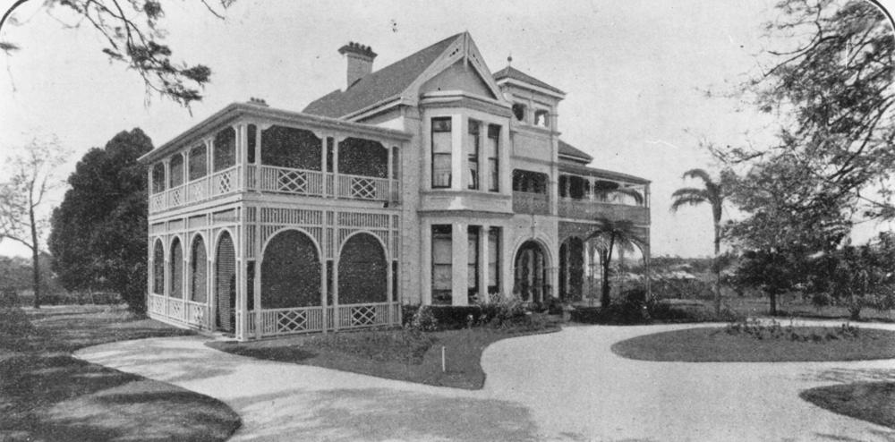 Glengariff Mansions South Island Place Sw Dt