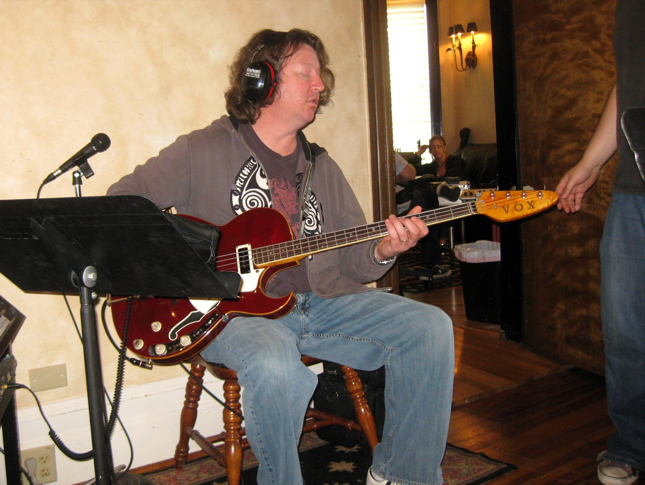 Vox Bass Guitar Wikipedia Gibson Eb 3 Wiring Diagram