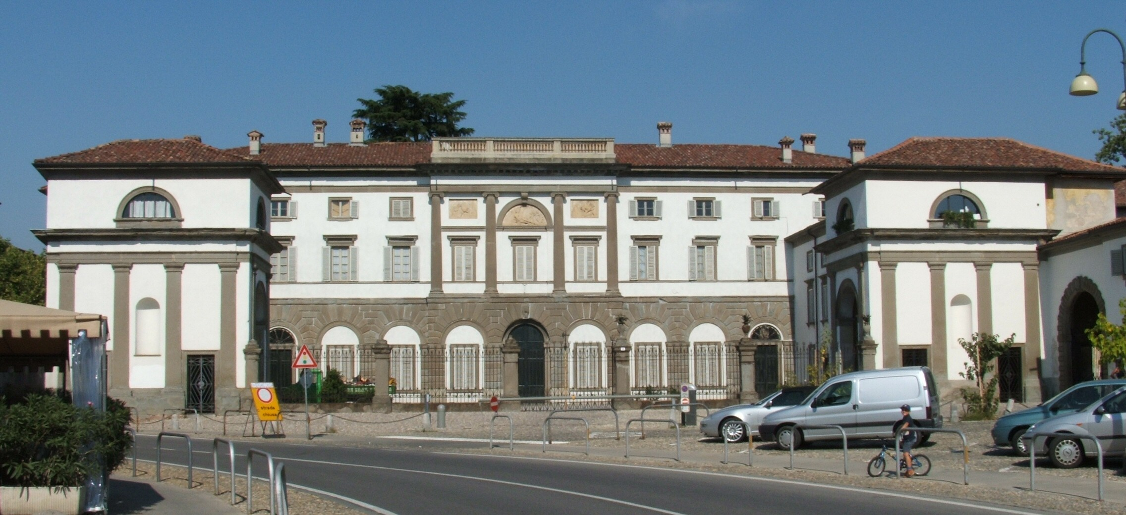 Stezzano Italy  city photos gallery : Stezzano villa Moroni Wikipedia