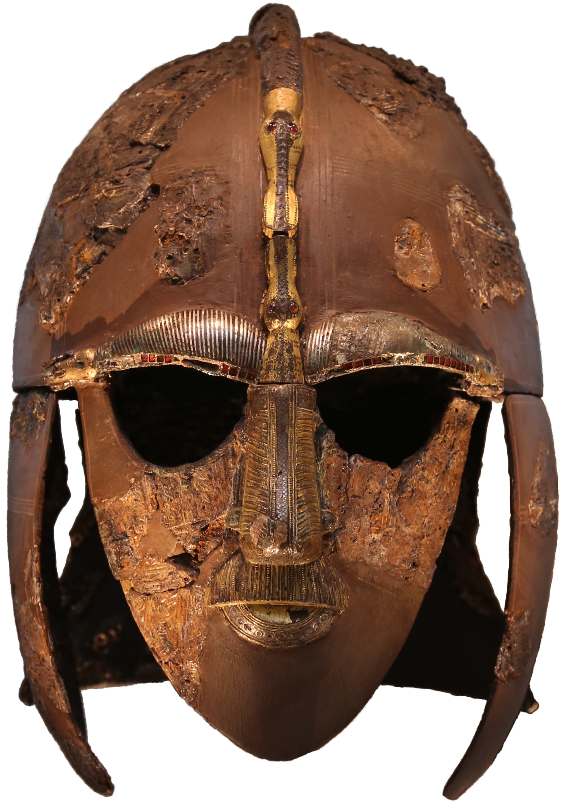 ace3a6d055d Sutton Hoo helmet - Wikipedia