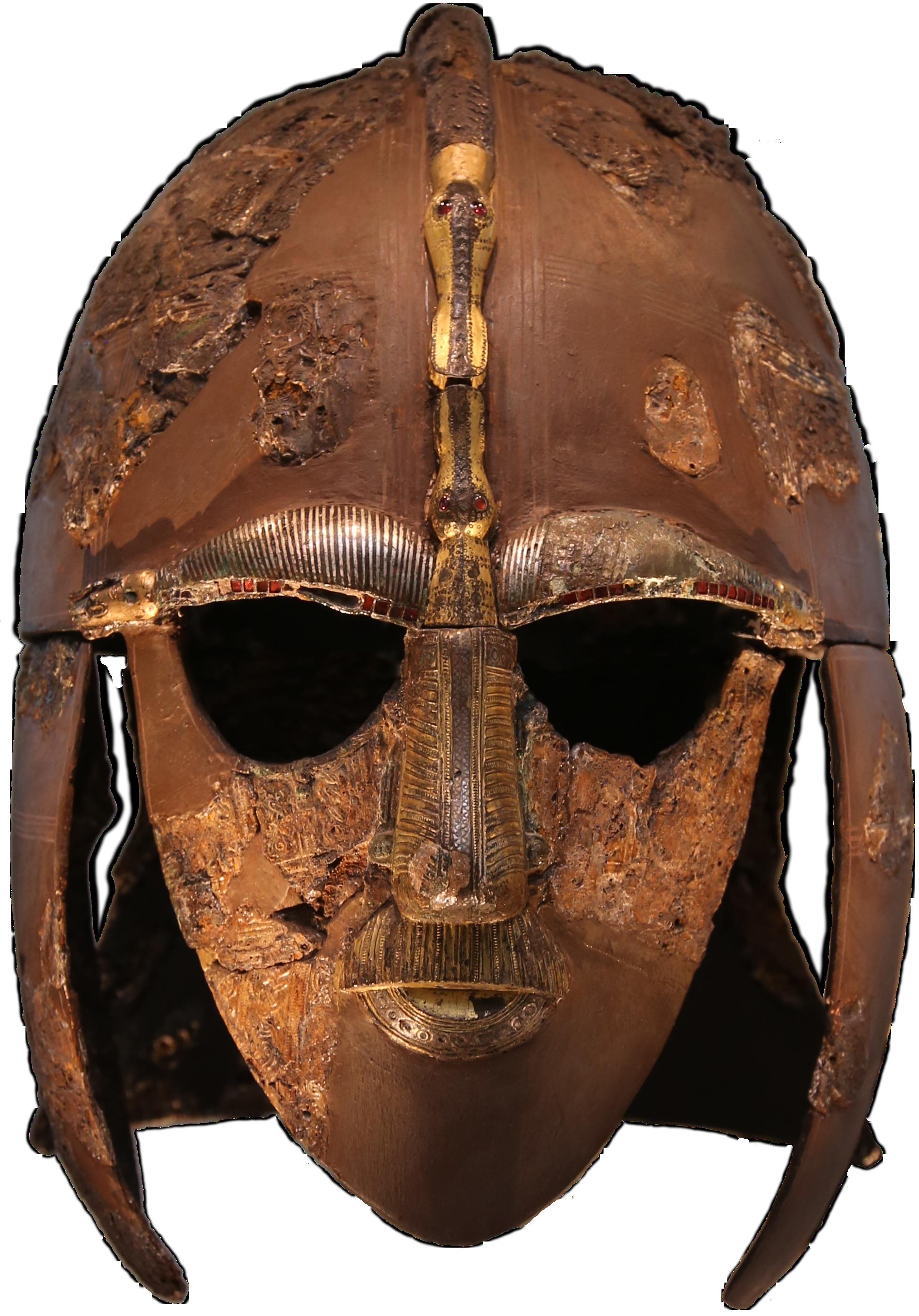 8aeb67f45a14 Sutton Hoo helmet - Wikipedia