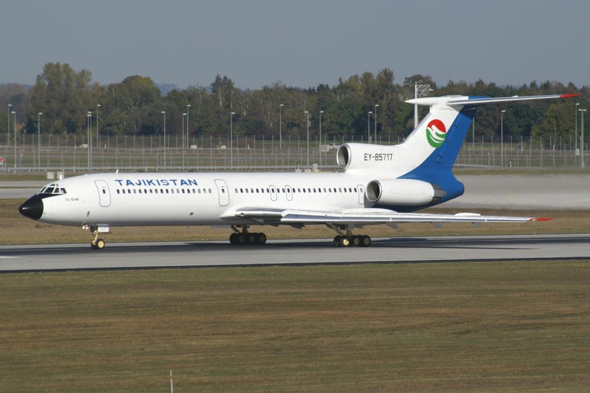Tajikistan Airlines Flight 3183 - Wikipedia