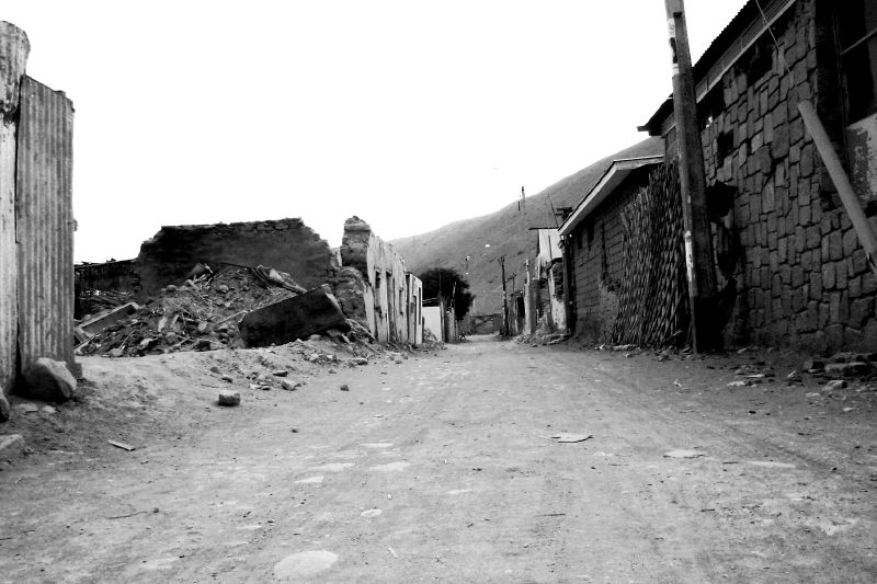 Archivo:Tarapacá, tras terremoto de 2005.jpg