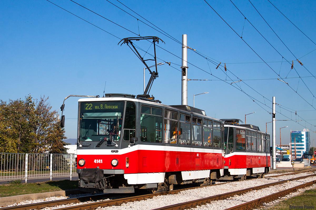 Sofia's Trams