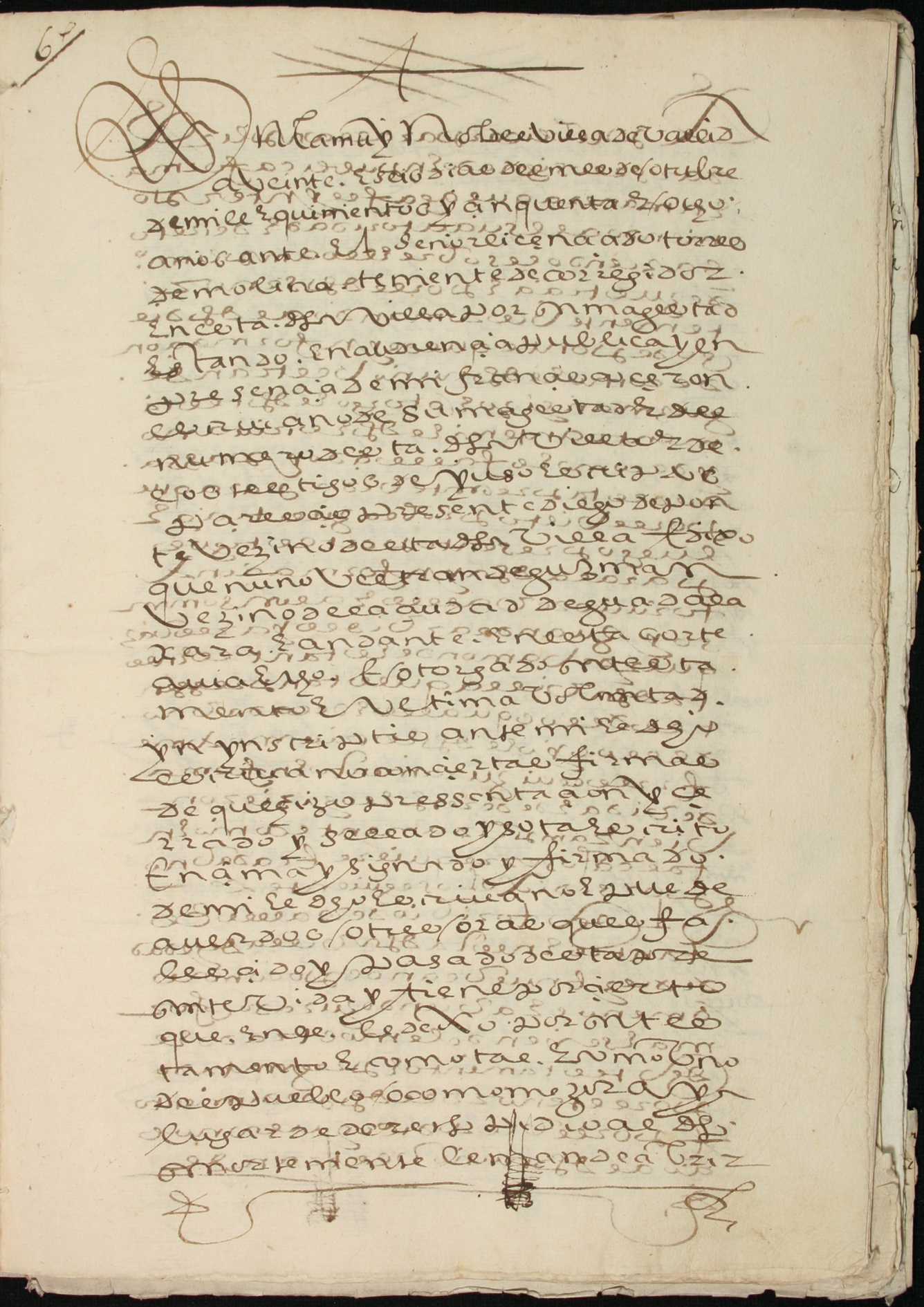 Archivo:Testamento Nuño Beltrán de Guzamán.jpg - Wikipedia, la ...