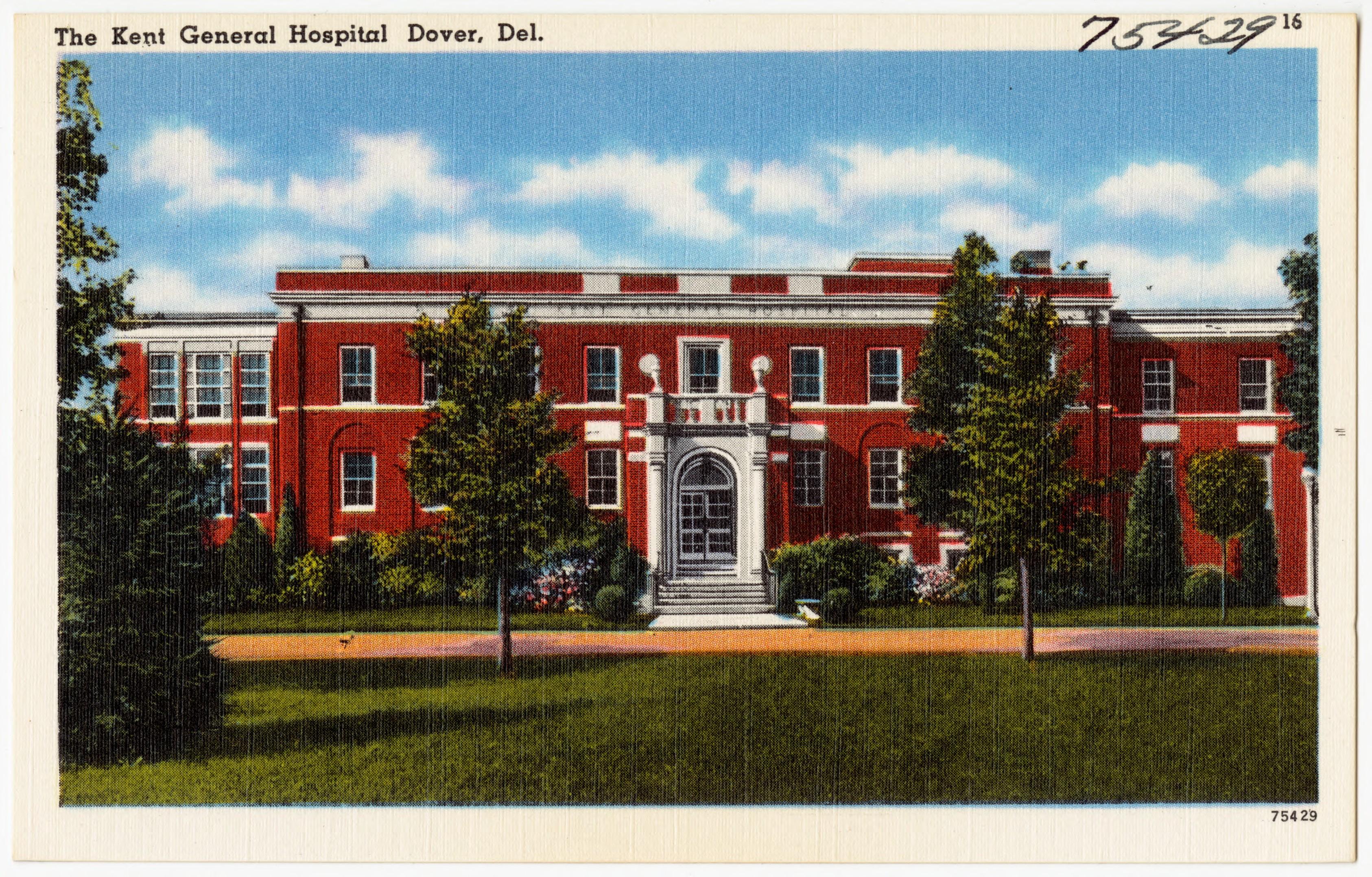 Kent General Hospital logo