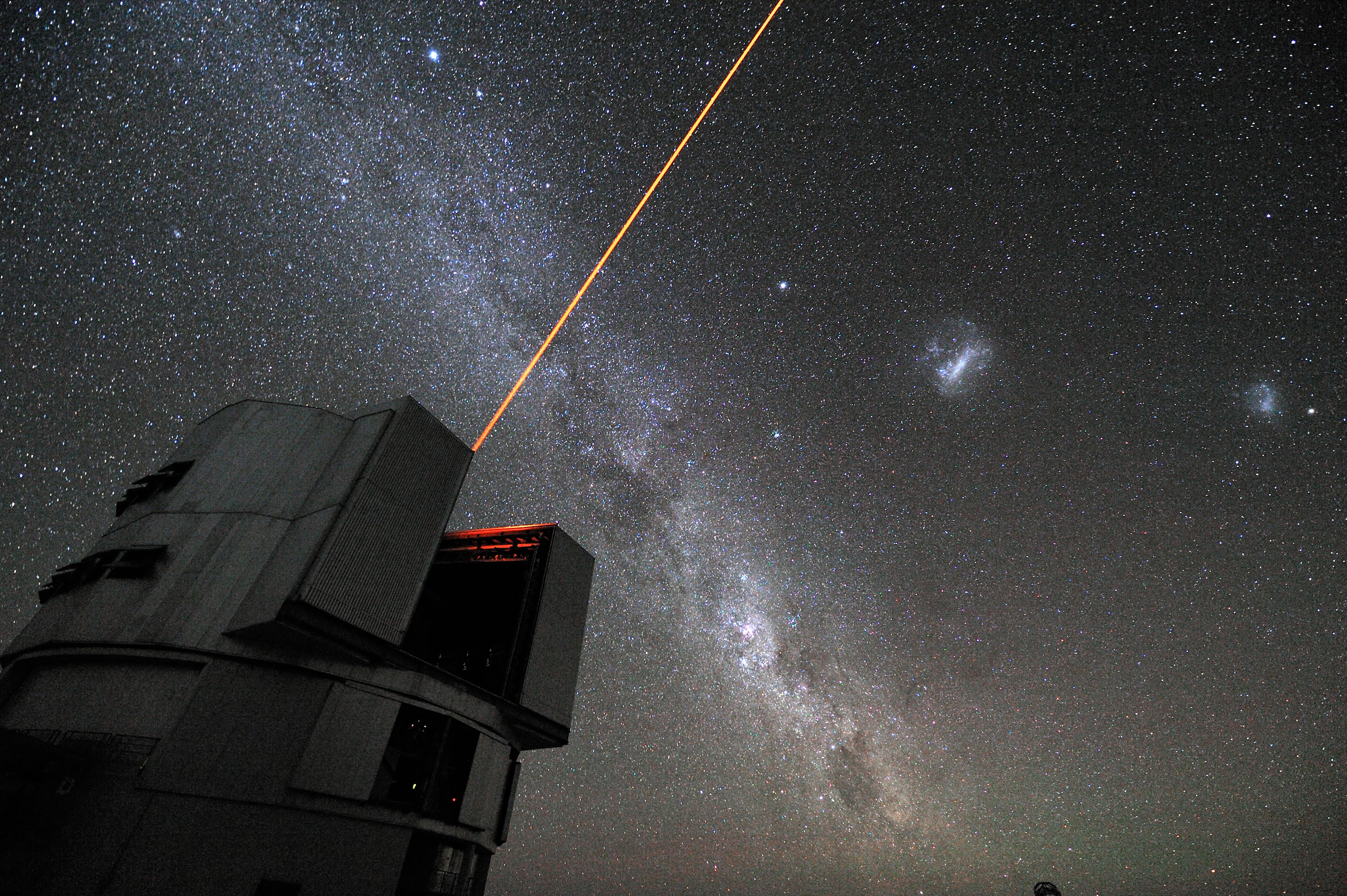 The VLT%C2%B4s Laser Guide Star