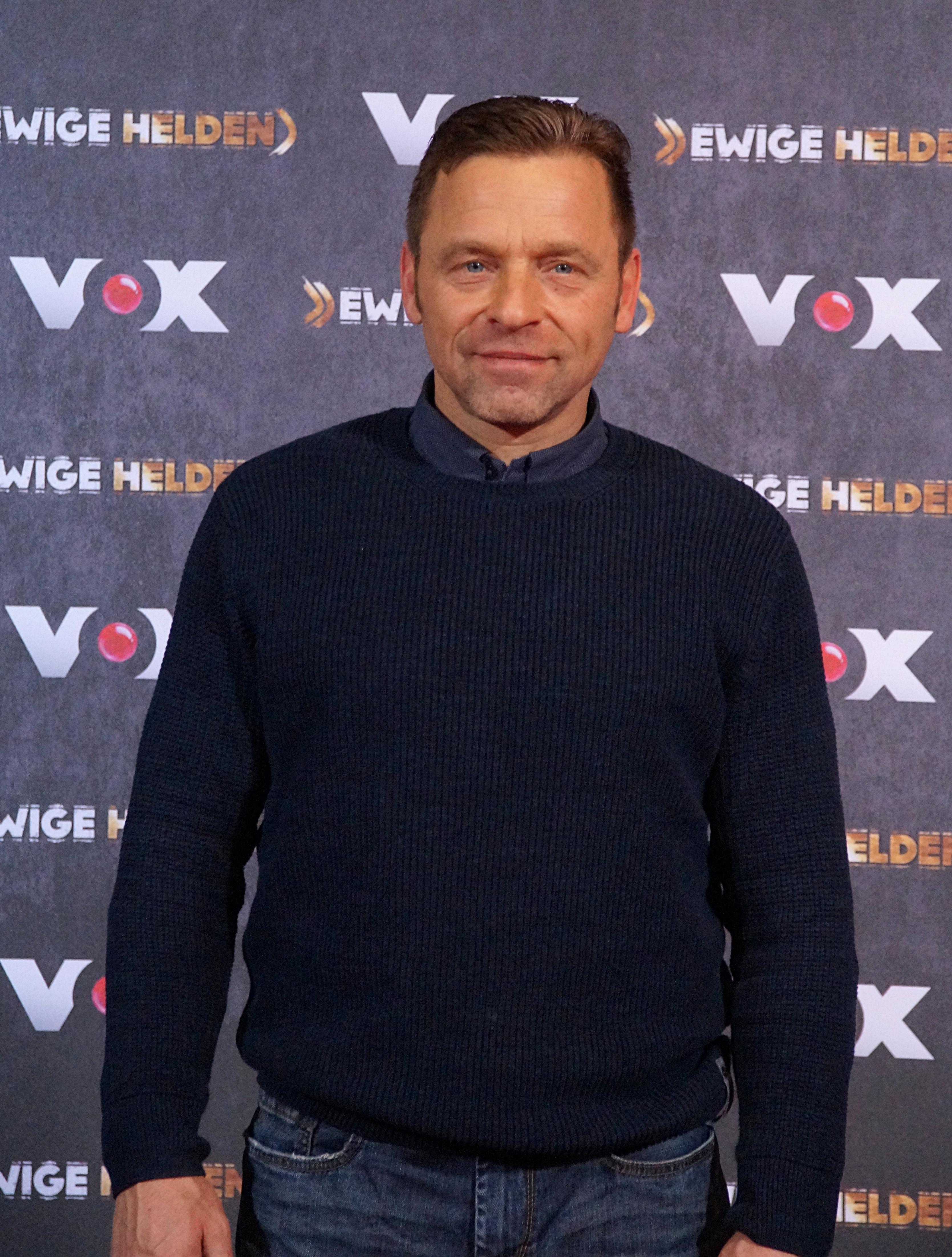 Er 53-år gammel 166 cm høj Thomas Häßler i 2019