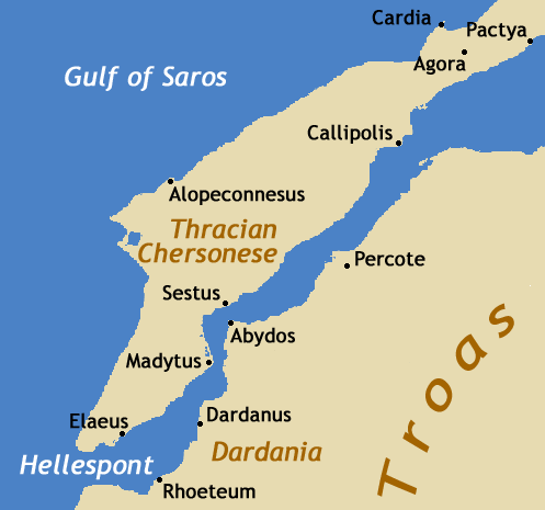 Fichier:Thracian chersonese.png
