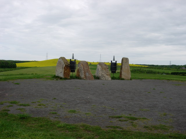 Top point in Herrington Country Park - geograph.org.uk - 172980
