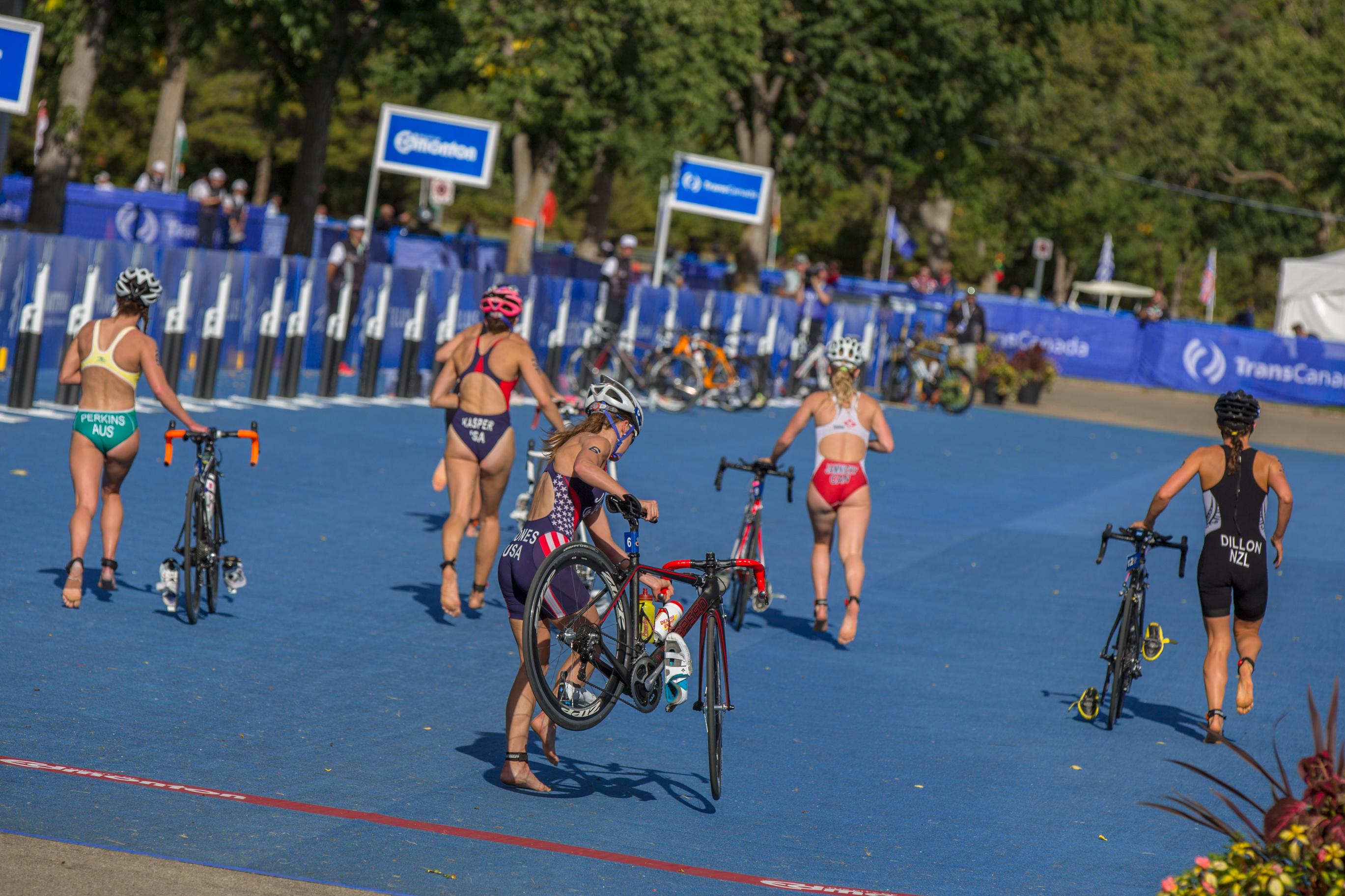 triathlon edmonton