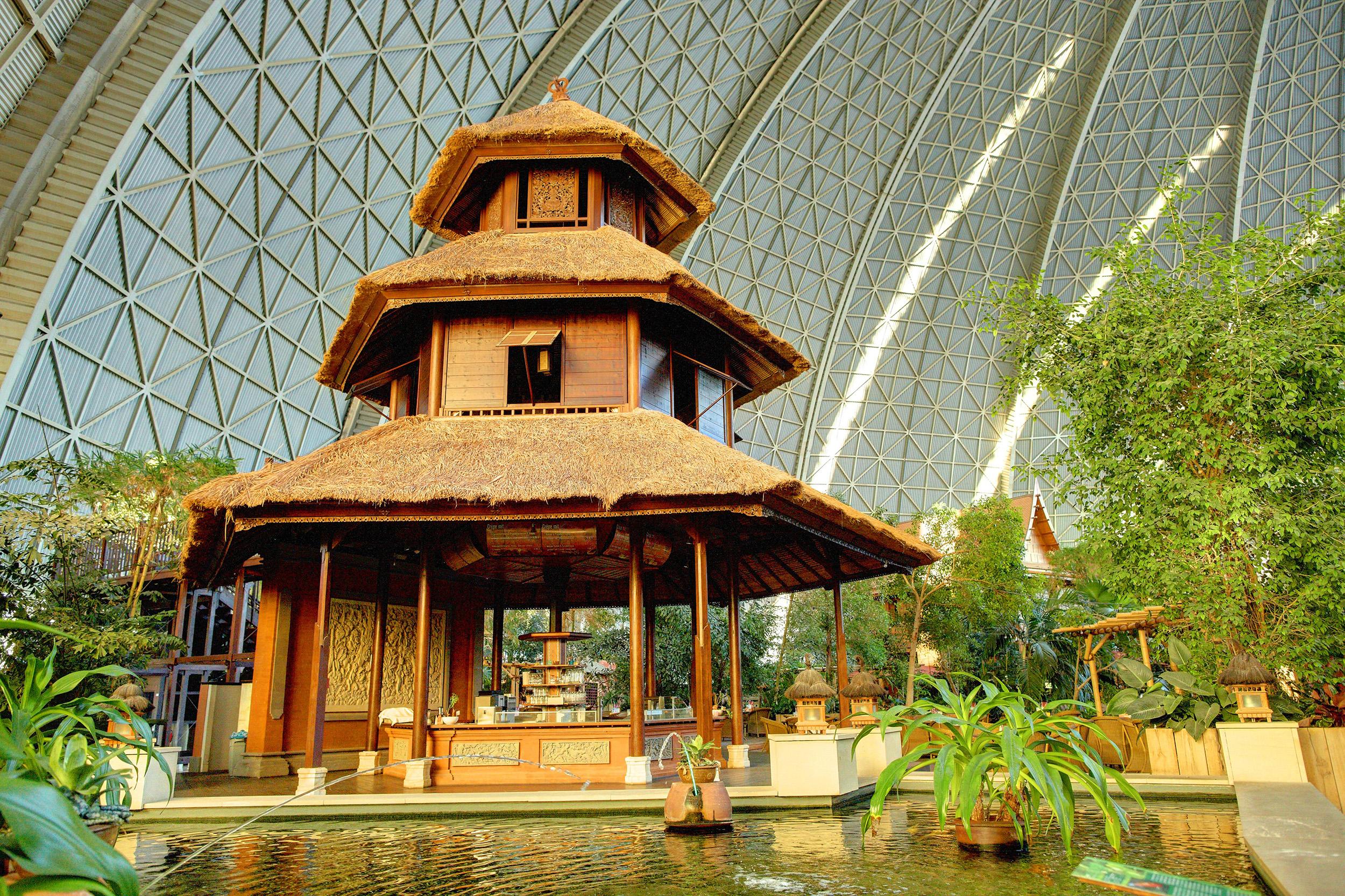Tropical Island Sauna Kleiderordnung