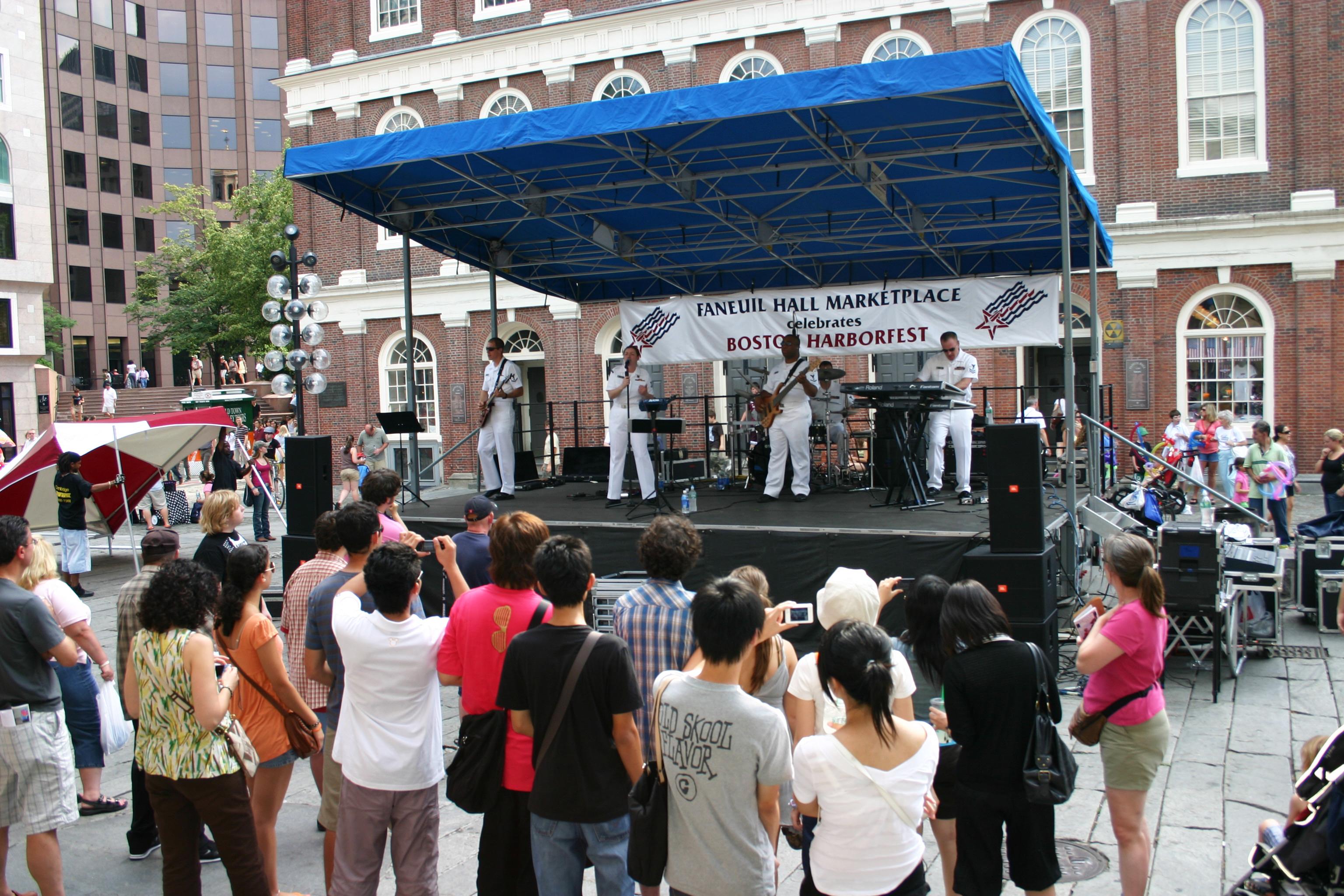 Rhode Island Sound The Navy Rock Band
