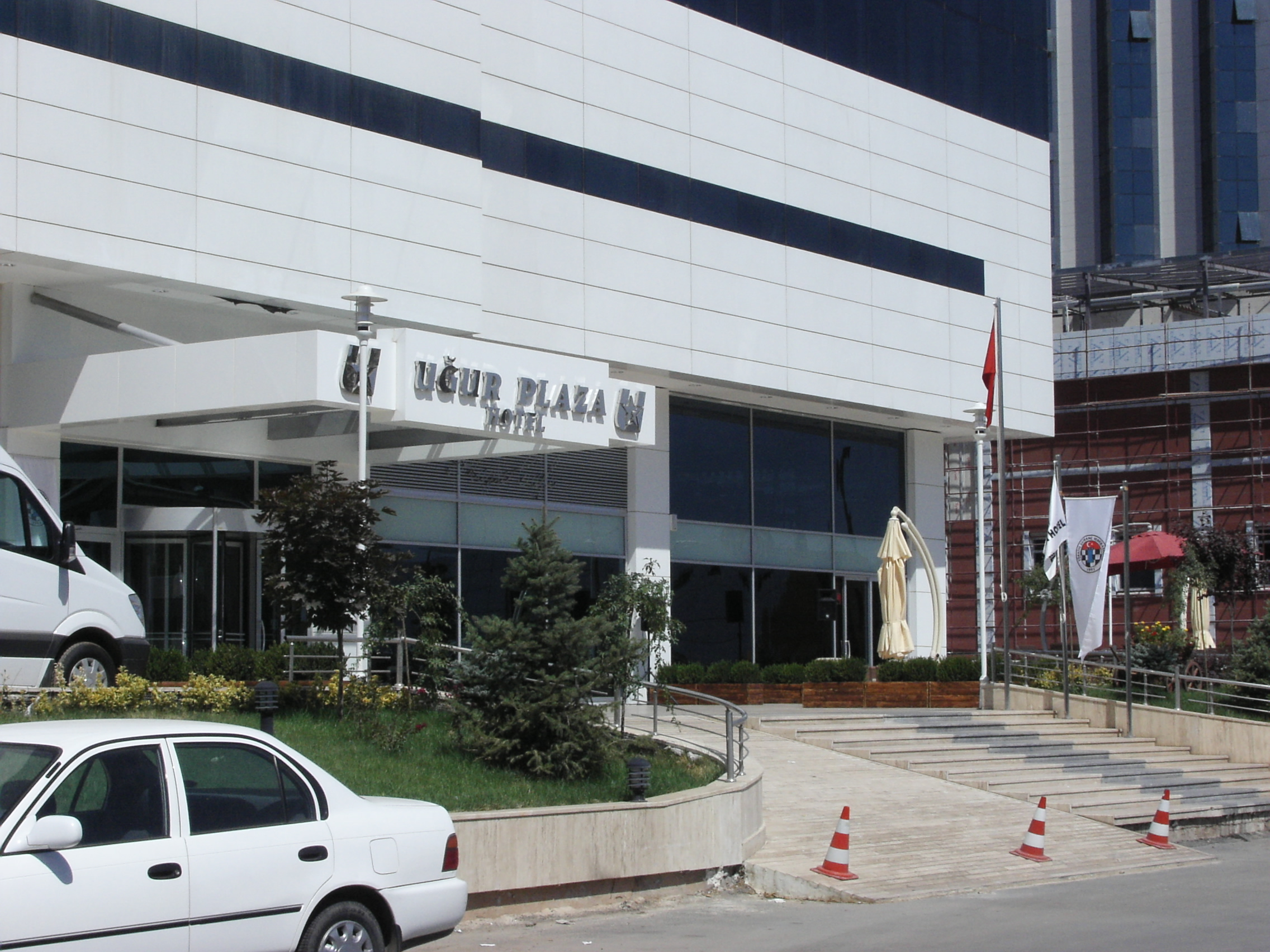 File ugur plaza hotel in gaziantep wikimedia for Gaziantep hotel