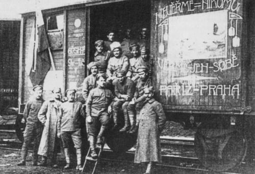 Archivo: CS Vagón vlaku.  legií.jpg