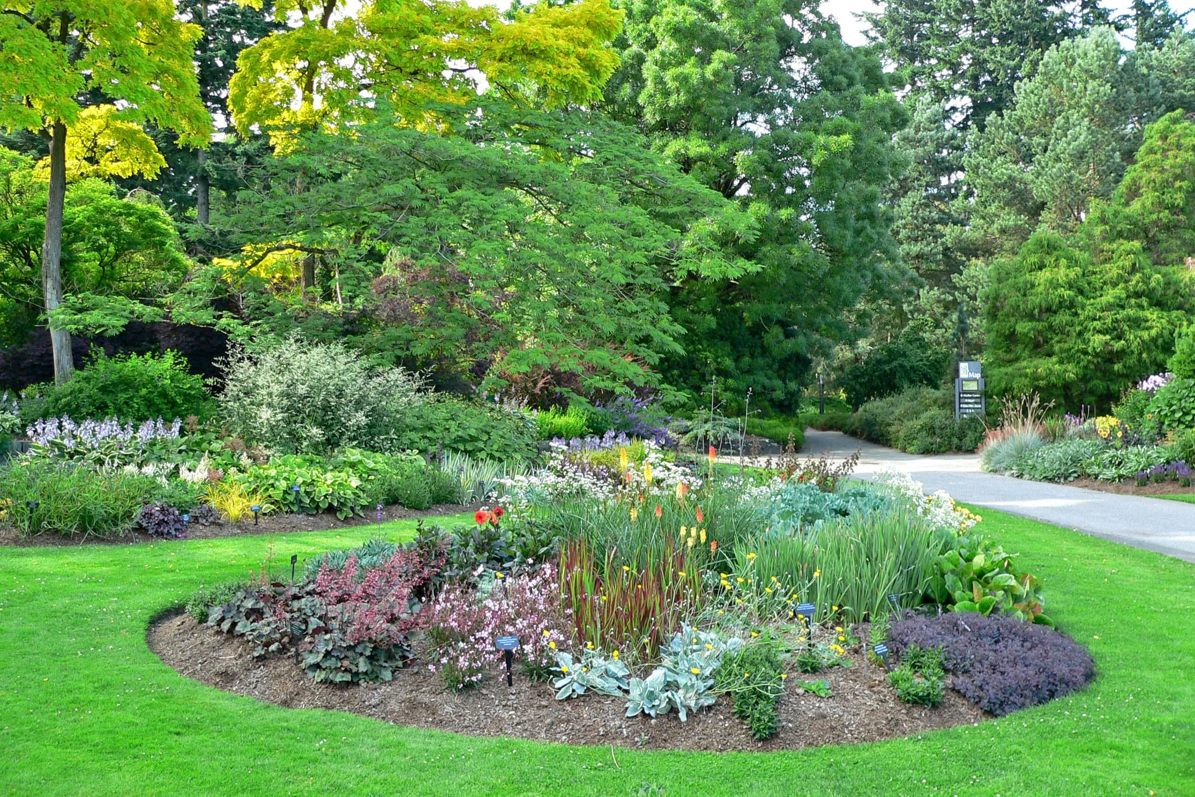 Botanical Garden Vancouver Vandusen Botanical Gardens Vancouver Canada Pixdaus File Vandusen