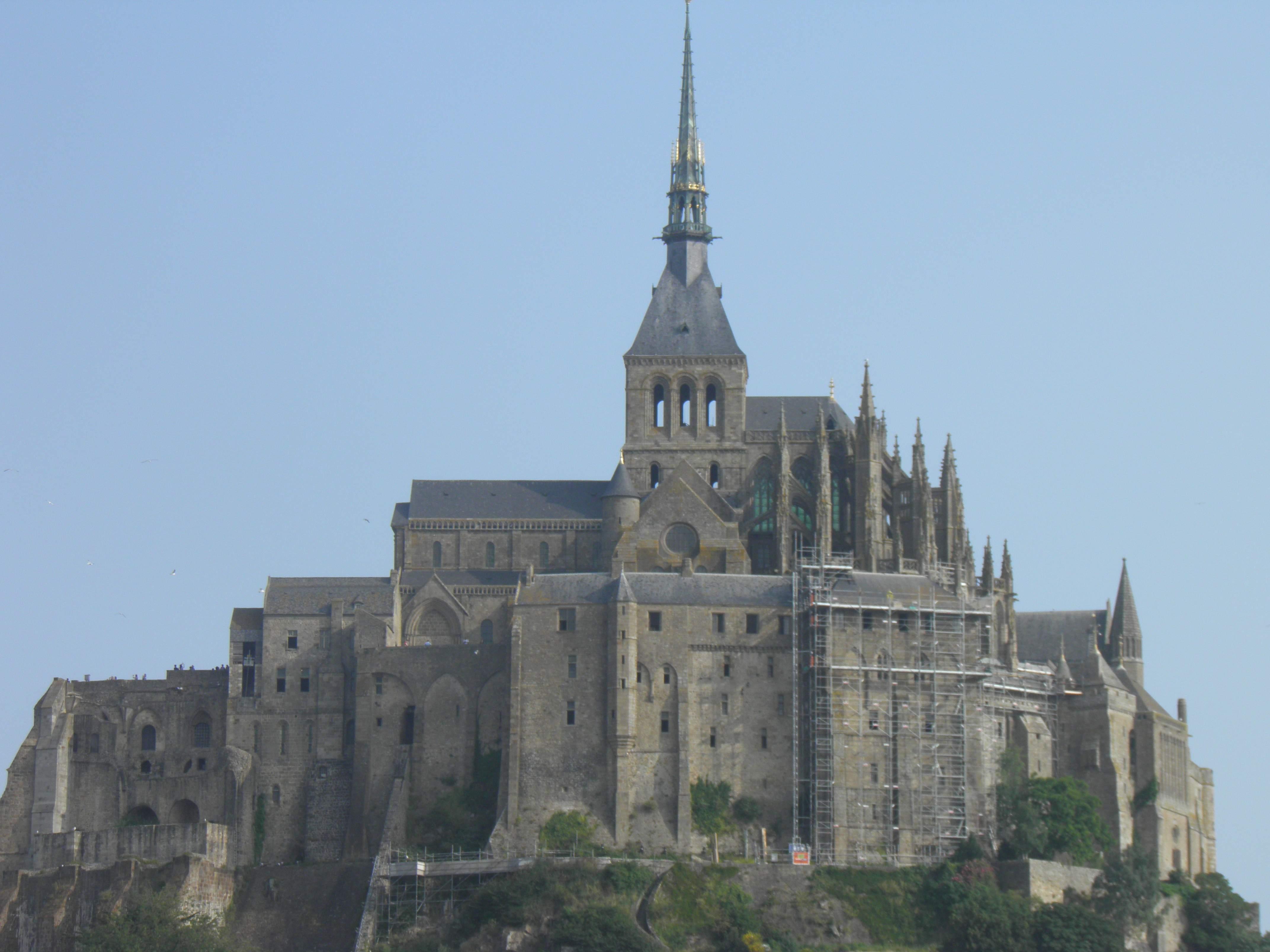 Michel Wikipédia Mont — Du Abbaye Saint Aq4jL3R5