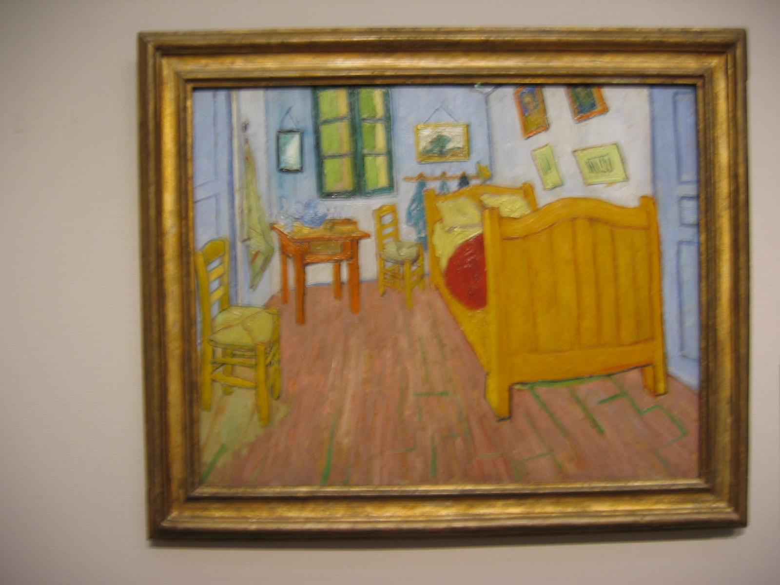 File:WLANL - Minke Wagenaar - Vincent van Gogh 1888 The bedroom ...