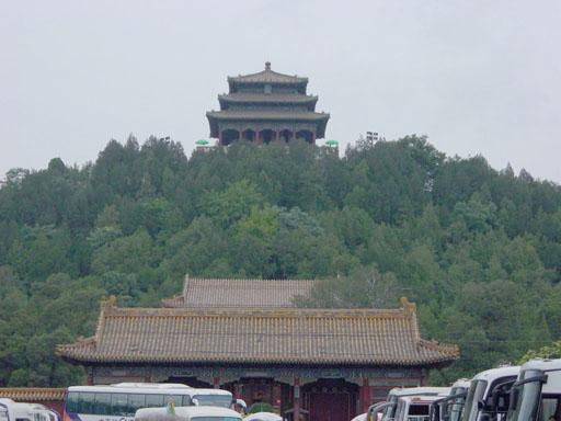 the Jingshan Park Hill