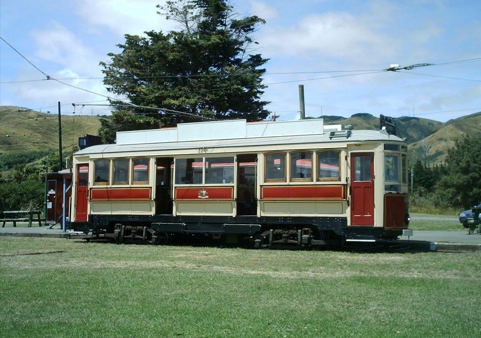 Wellington Tramway System