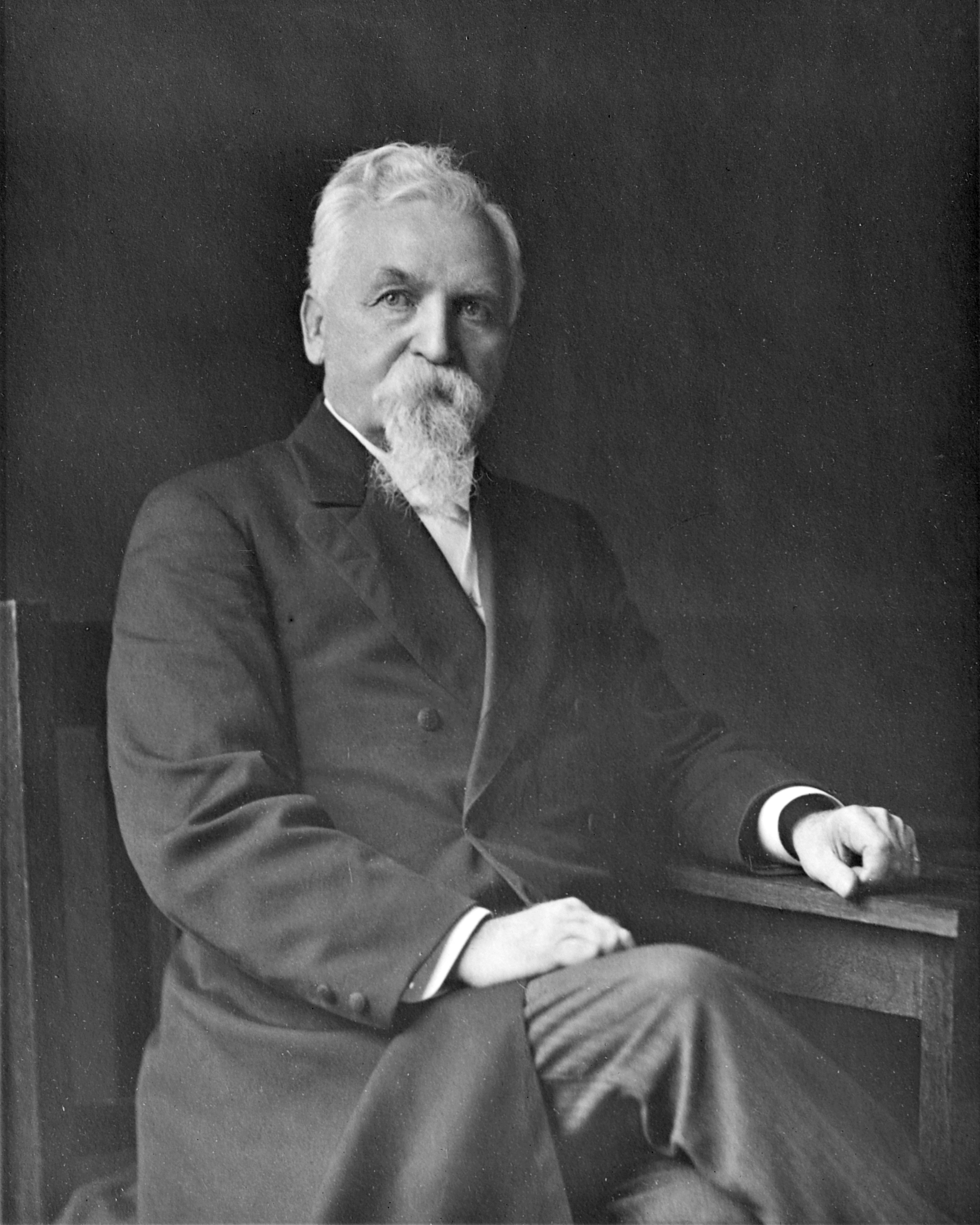 William Hodges Mann
