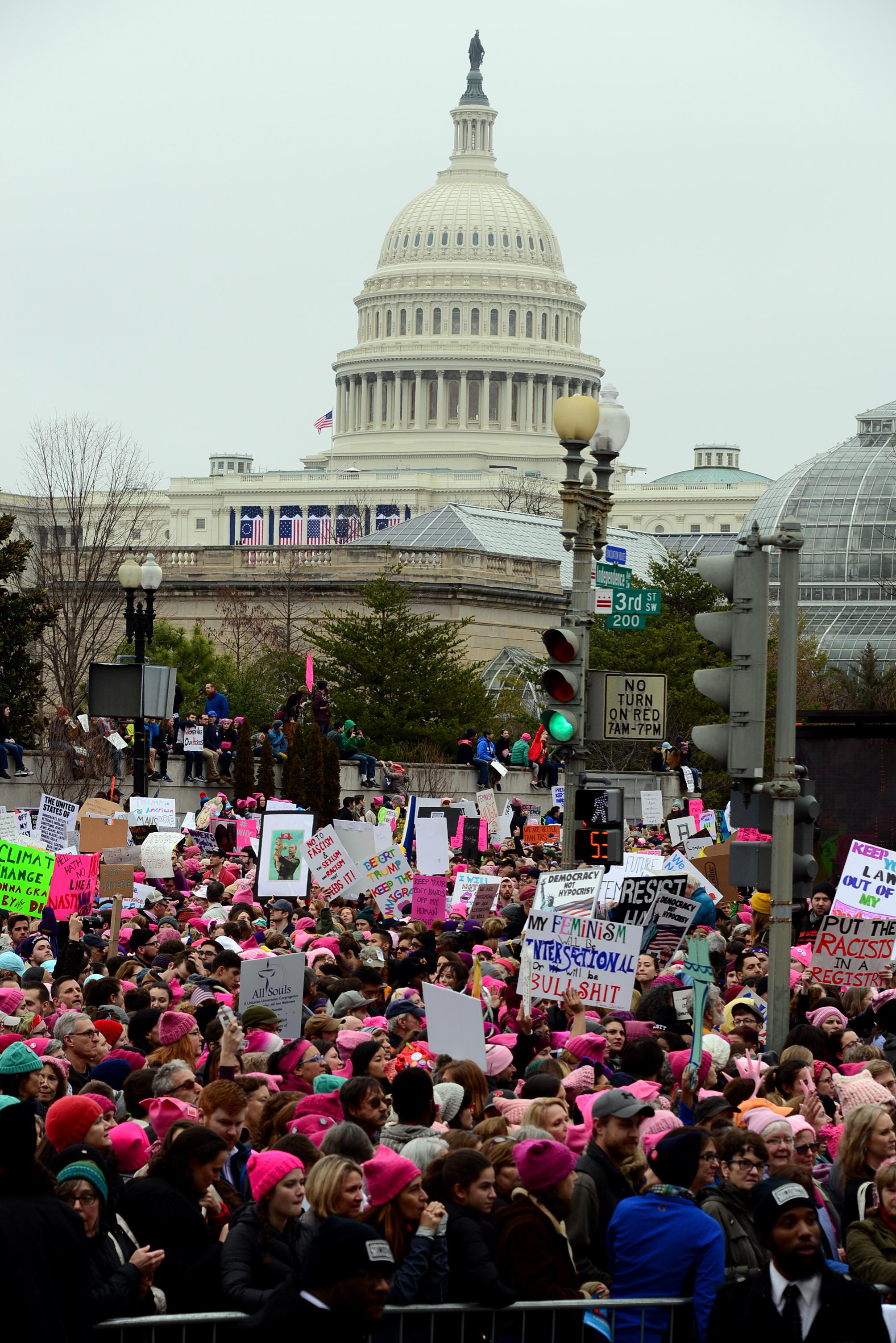 List of 2017 Women's March locations - Wikipedia