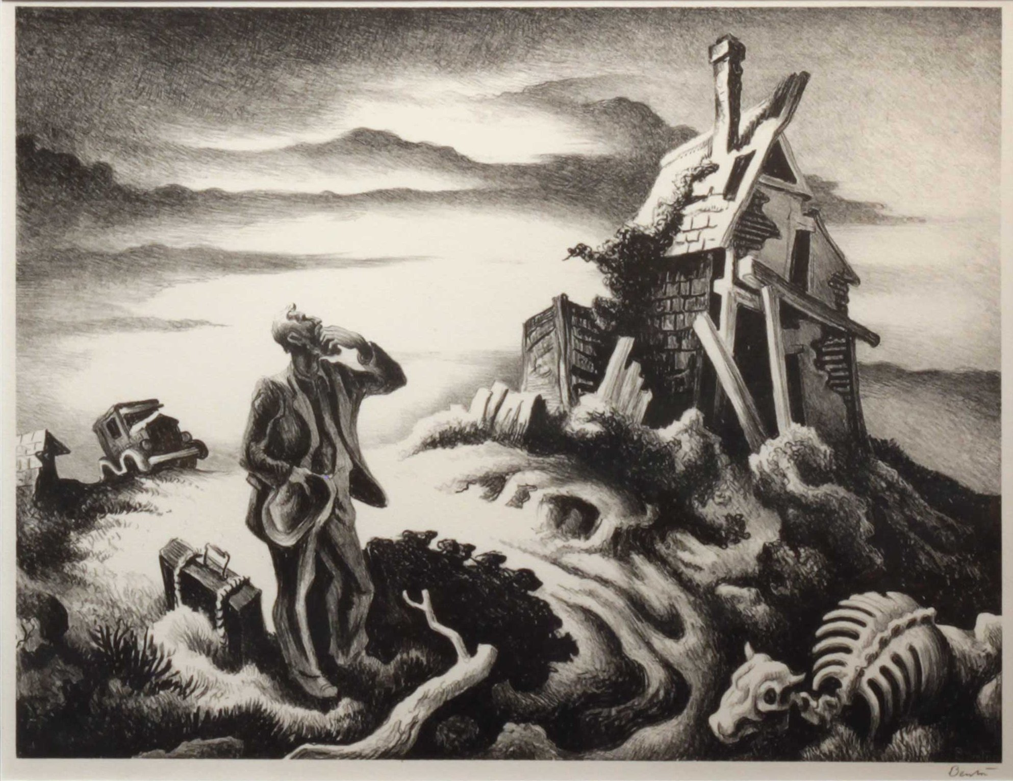 Image result for Thomas Hart Benton Prodigal Son
