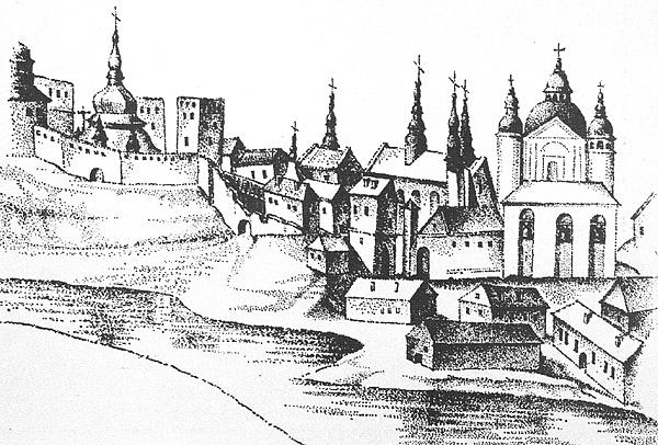 Луцк, XVIII ст.
