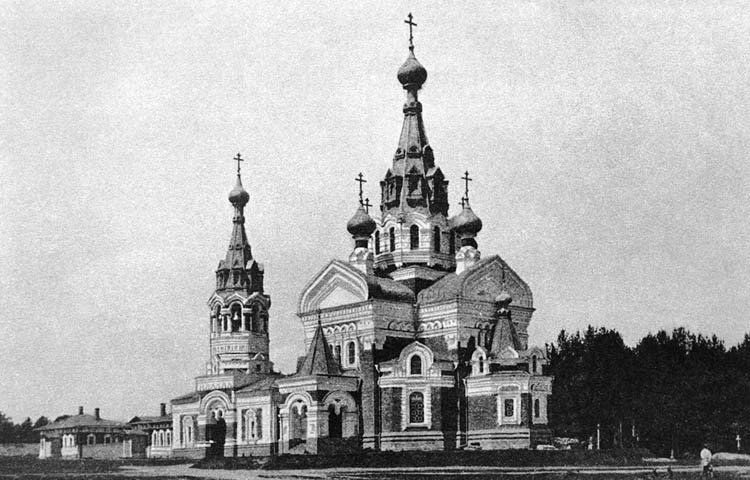 Church of Our Savior Not Made by Hands in Serpukhov