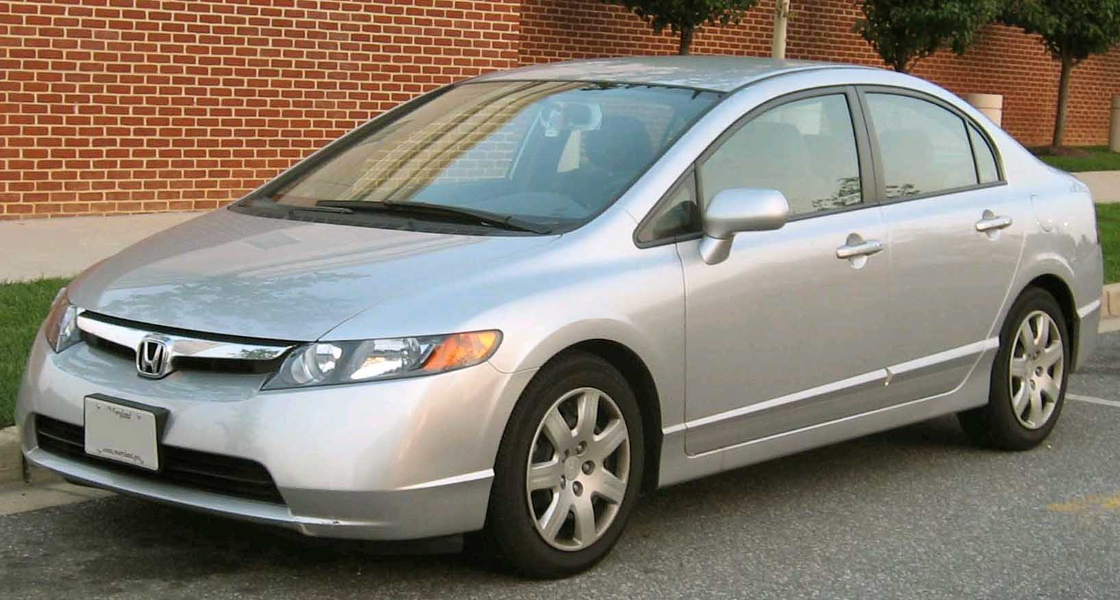 07 Honda Civic LX