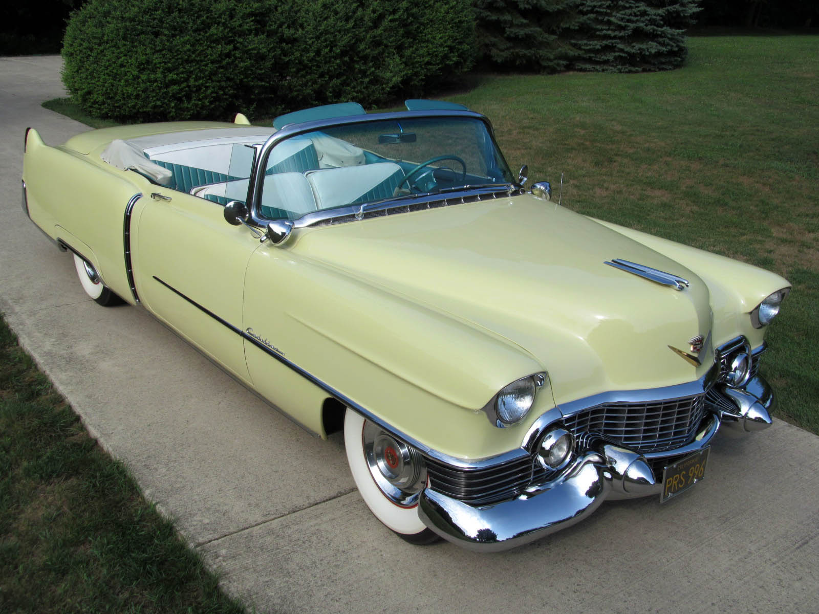 File 1954 Cadillac Series 62 Convertible Fvr Jpg