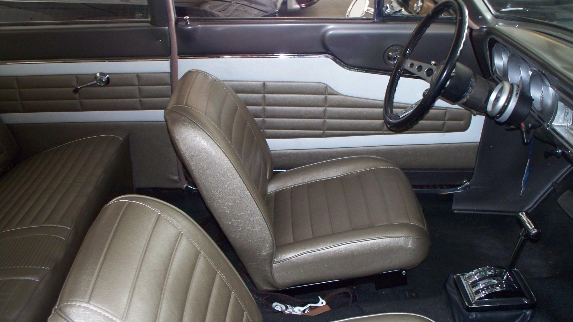 Car Seats Ford Edge