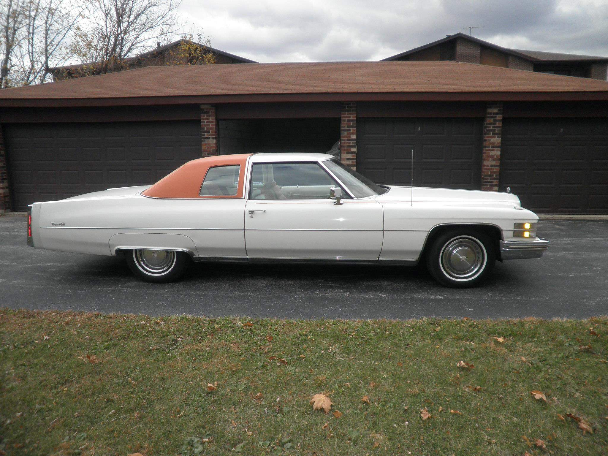 File 1974 Cadillac Coupe Deville Right Jpg