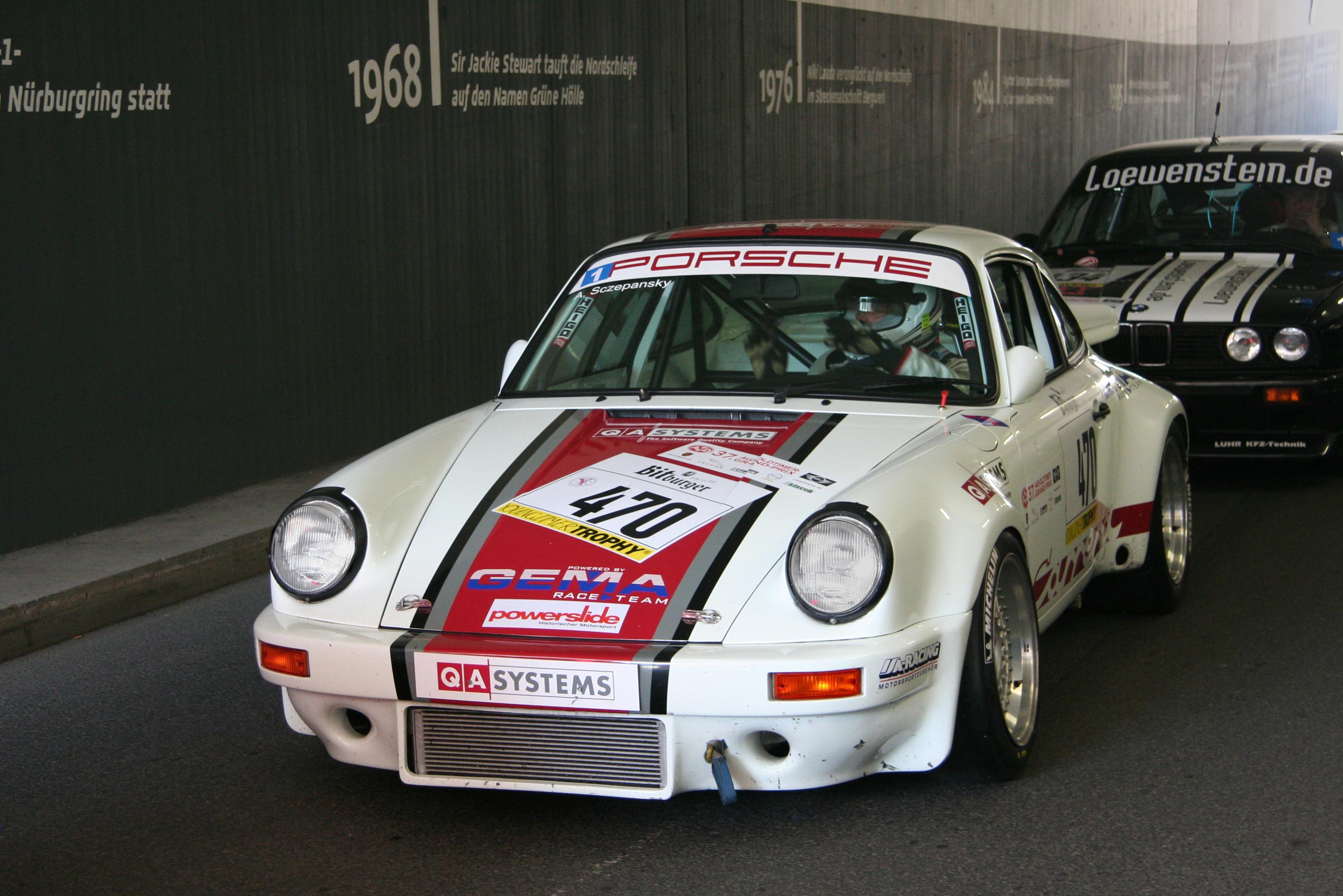 File:2009-08-07 1020 Oldtimer-GP - Porsche 911 SC, Bj ...