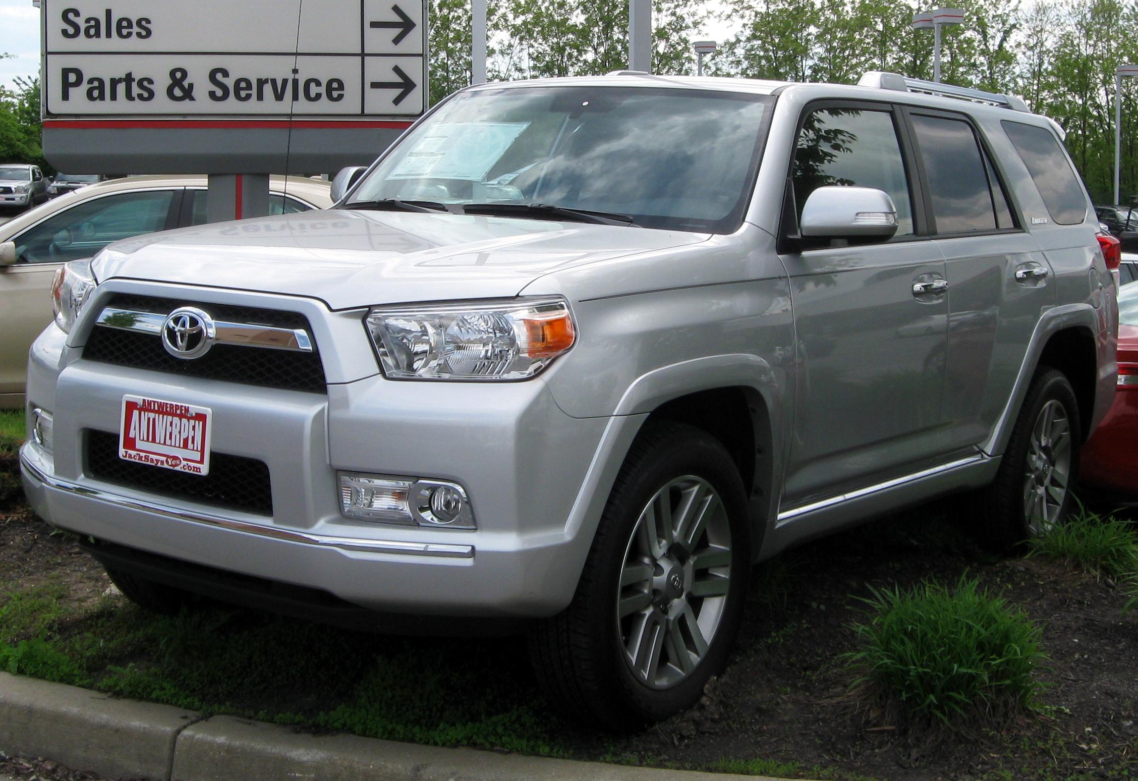 2011 Toyota 4 Runner