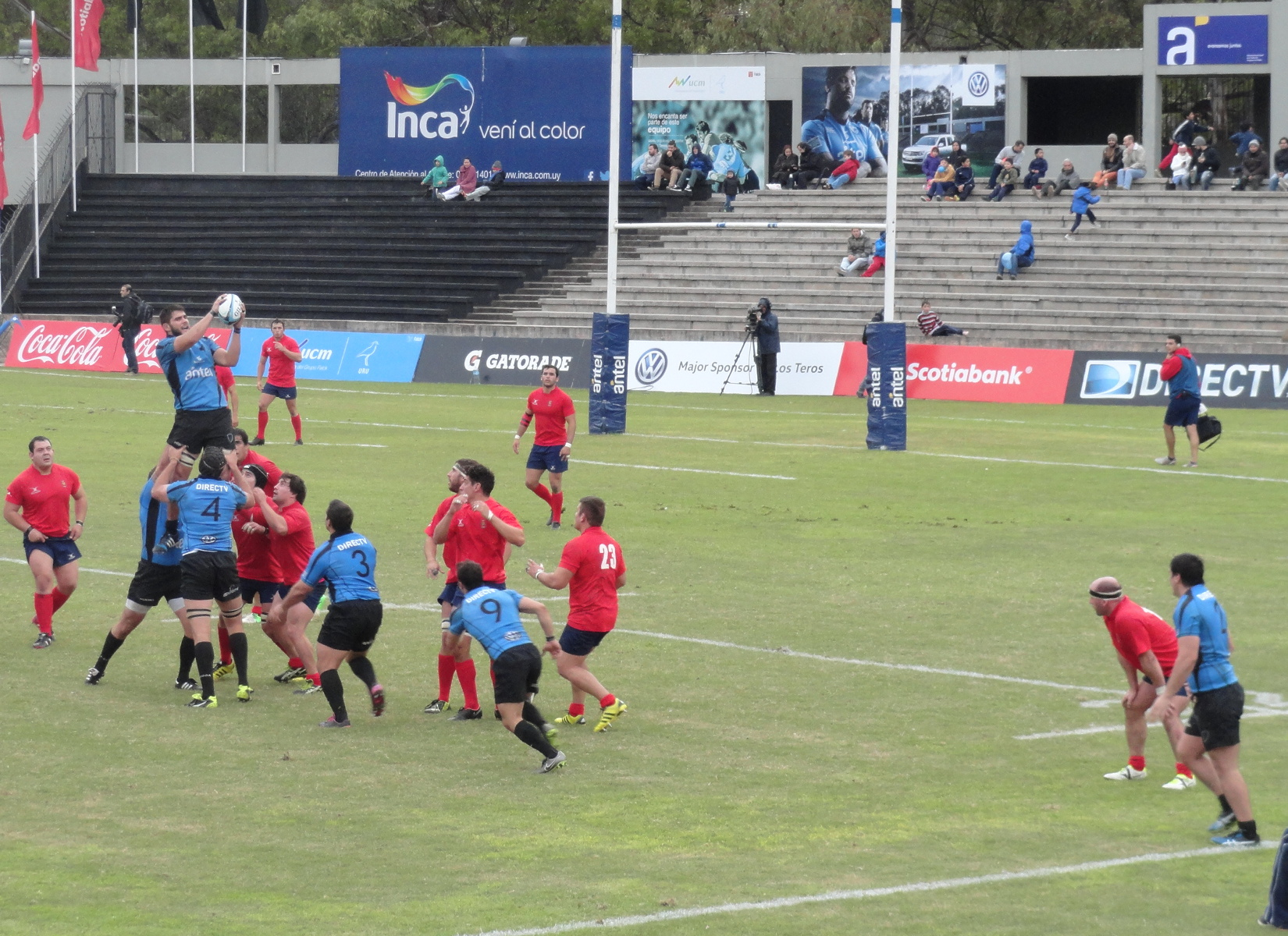 File2016 South American Rugby Championship Uruguay Vs Chile 09 Jpg