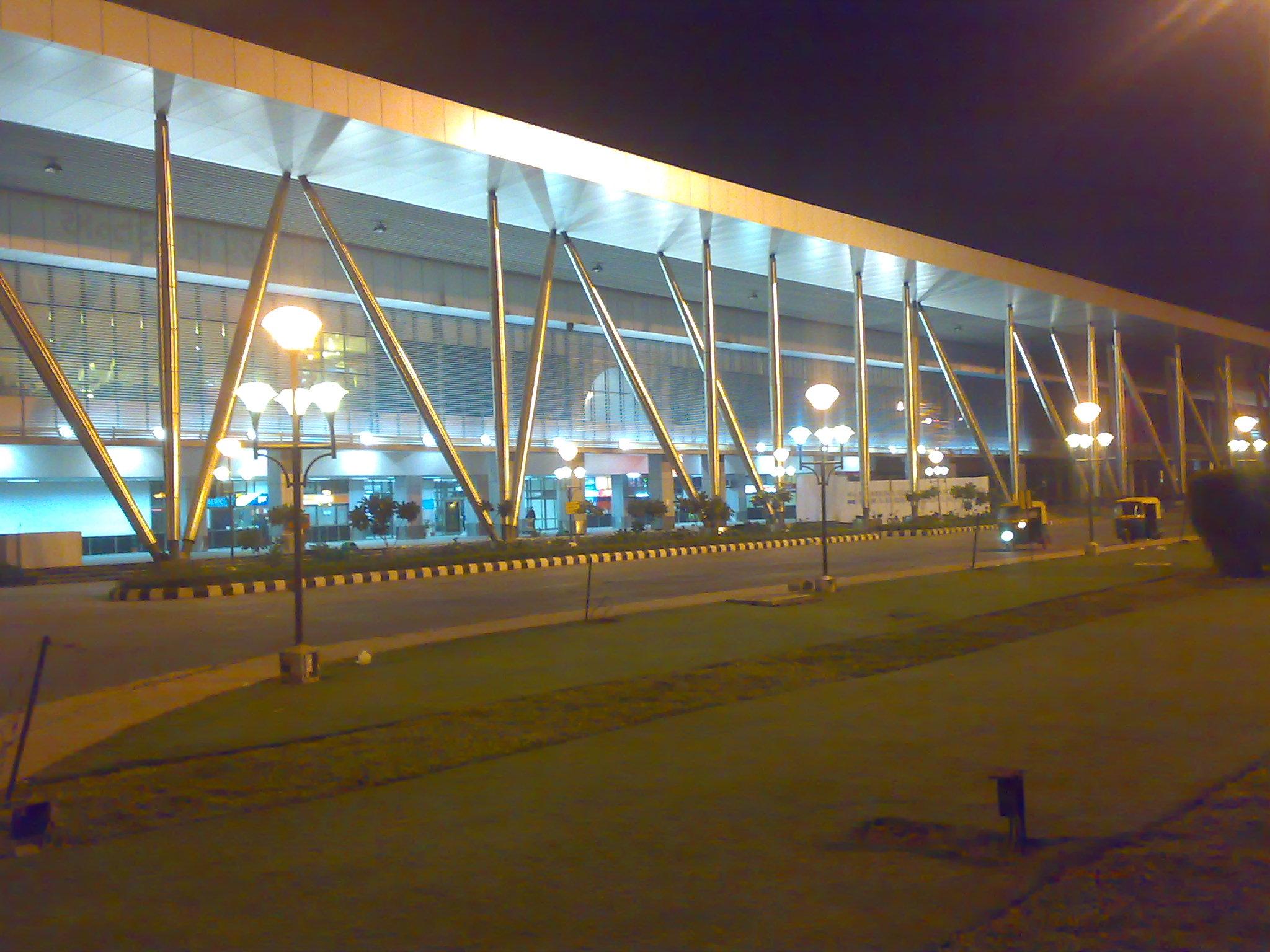 सरदार वल्लभभाई पटेल अंतर्राष्ट्रीय विमानक्षेत्र