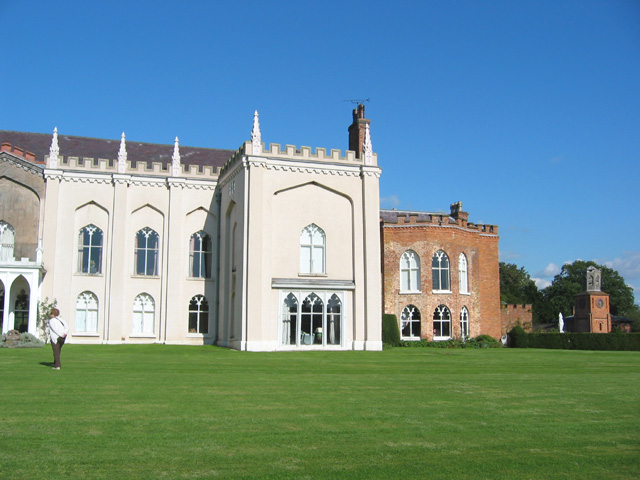 Abbot's House, Combermere Abbey - geograph.org.uk - 234847