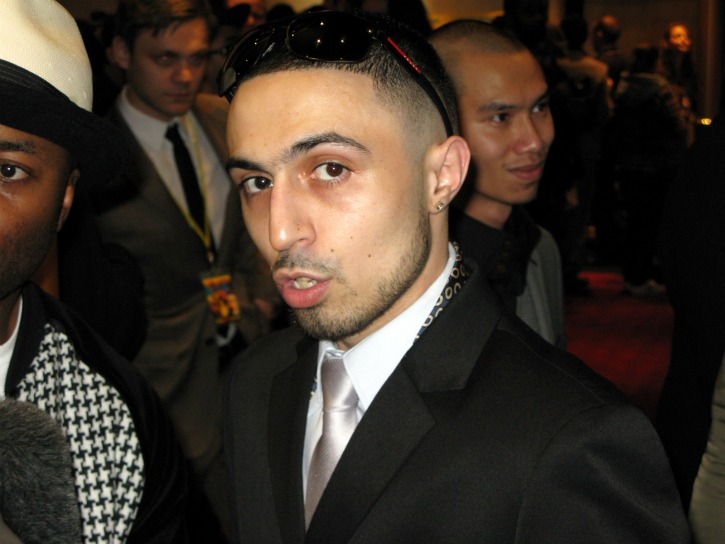 Adam Deacon anuvahood