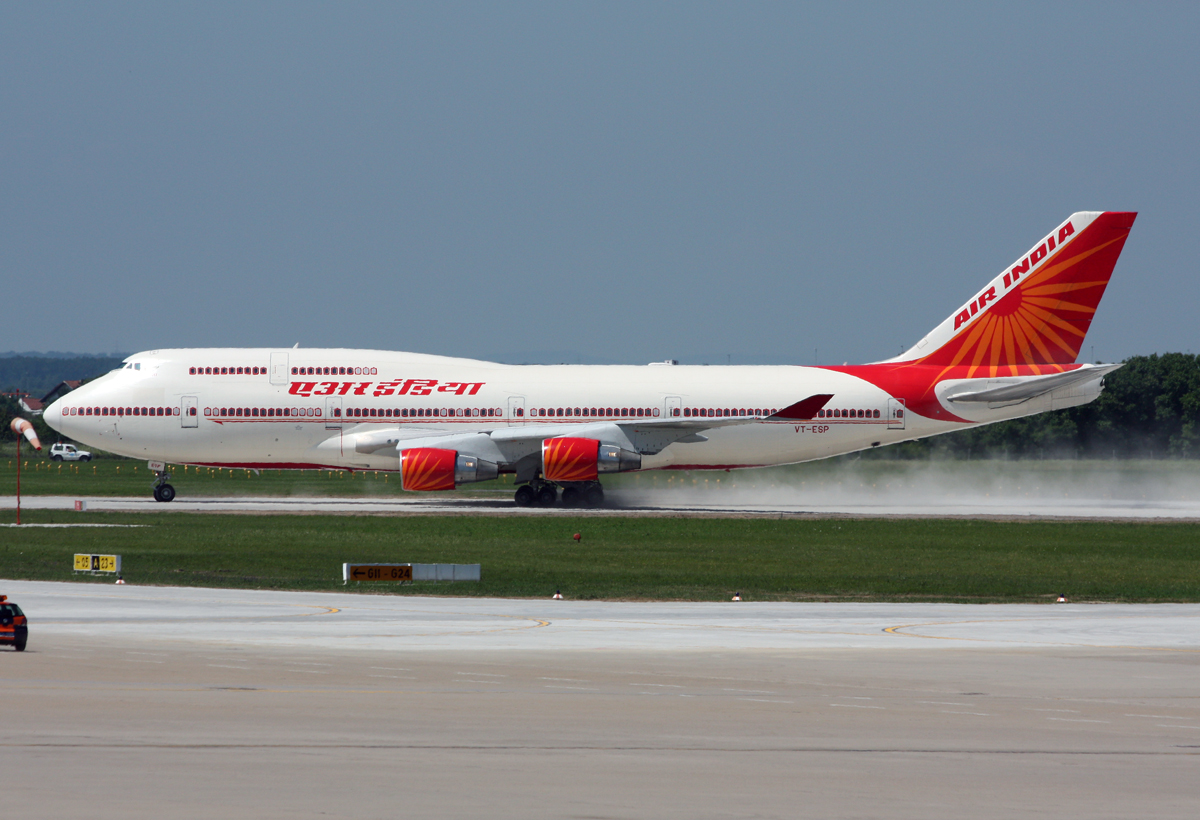 Download this Air India picture