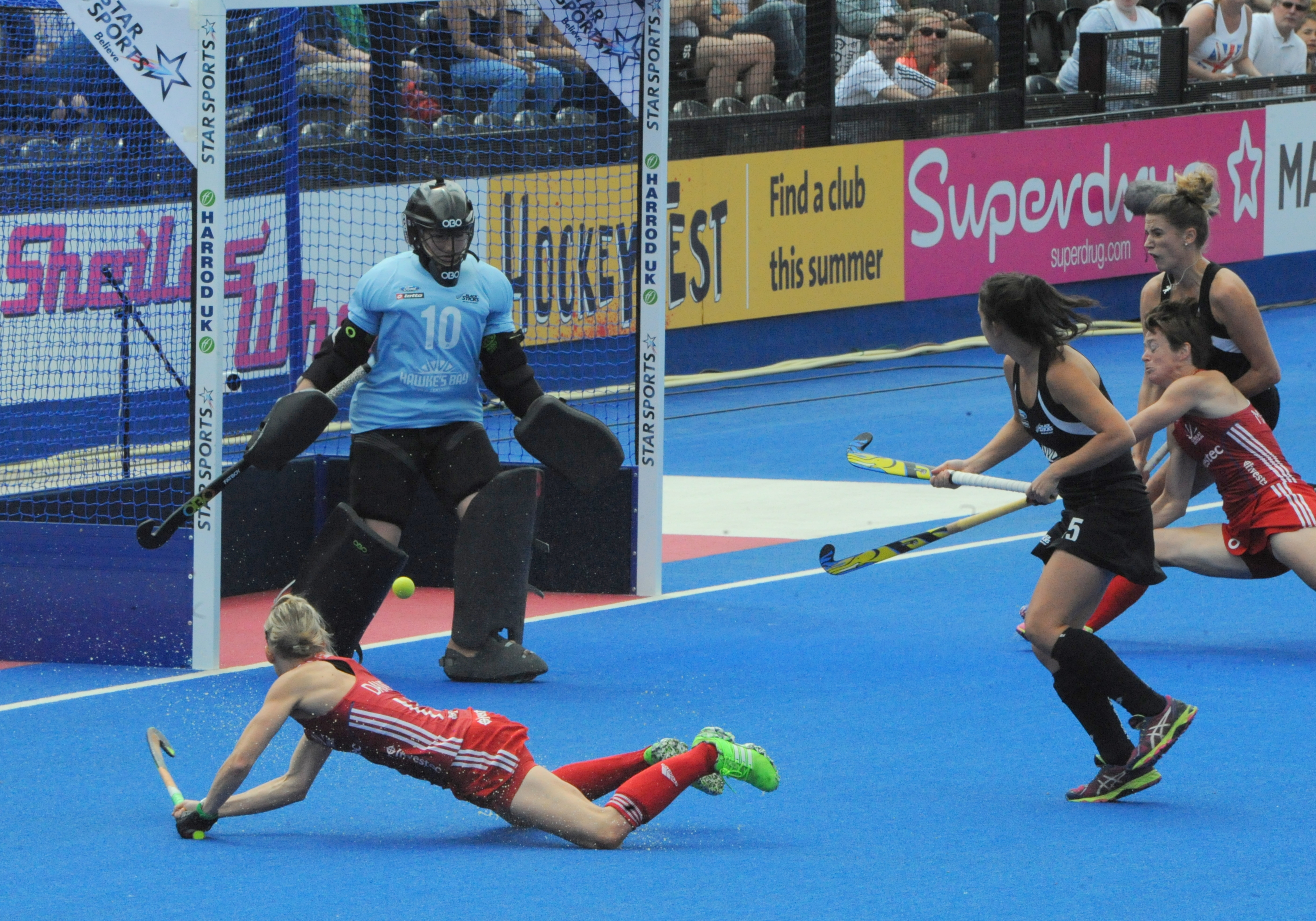 Image result for Argentina Women vs New Zealand Women hockey