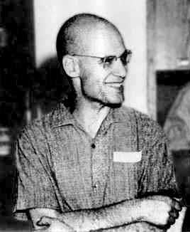 Alexander Grothendieck in Montreal, 1970