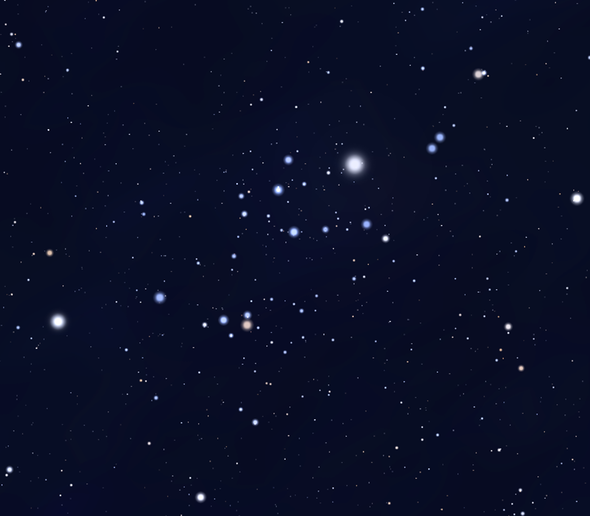 alpha star cluster - photo #4