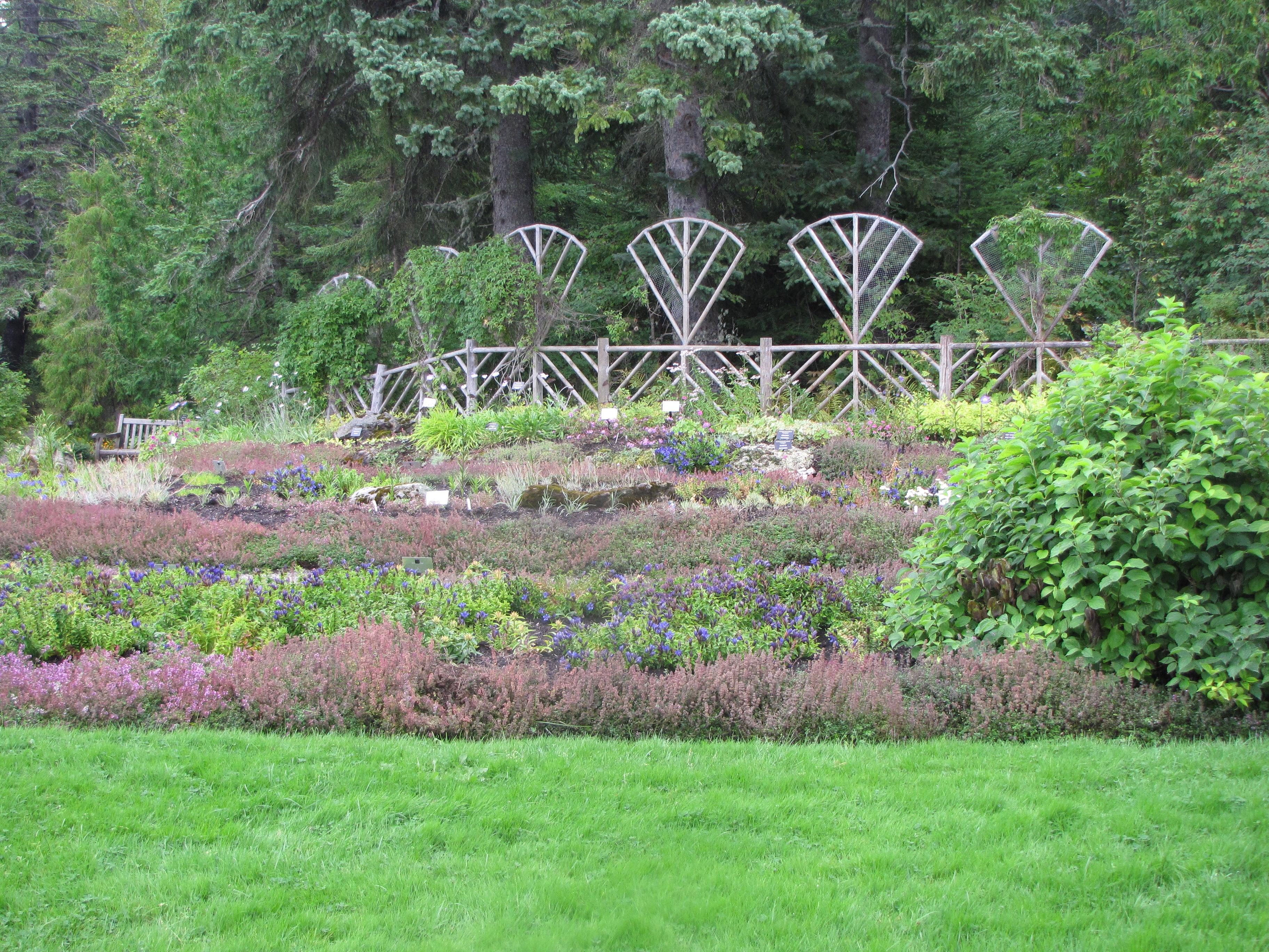 Photos jardins paysagers good idees de jardins paysagers for Idees jardins paysagers