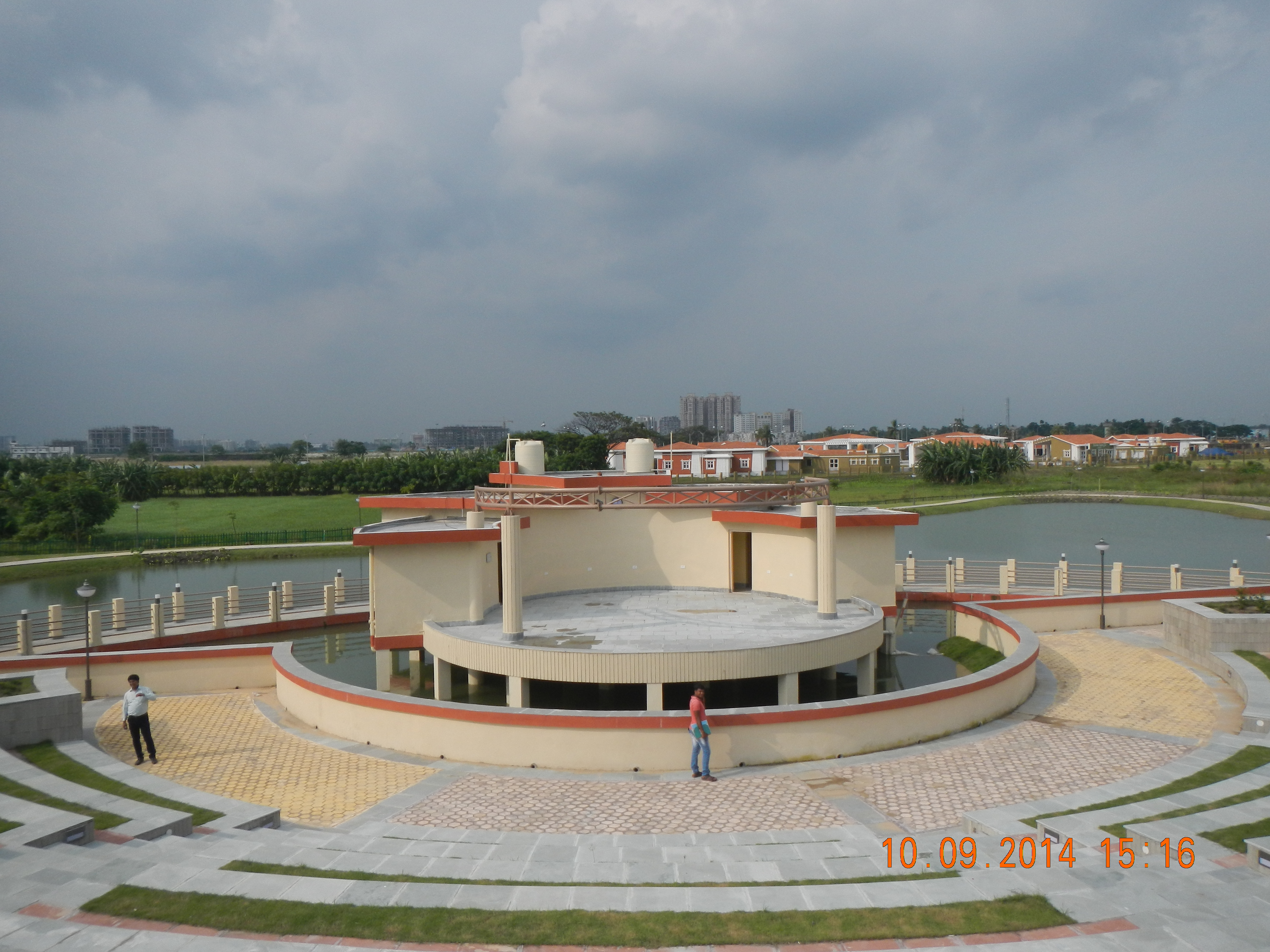 file amphitheatre eco park kolkata wikimedia mons