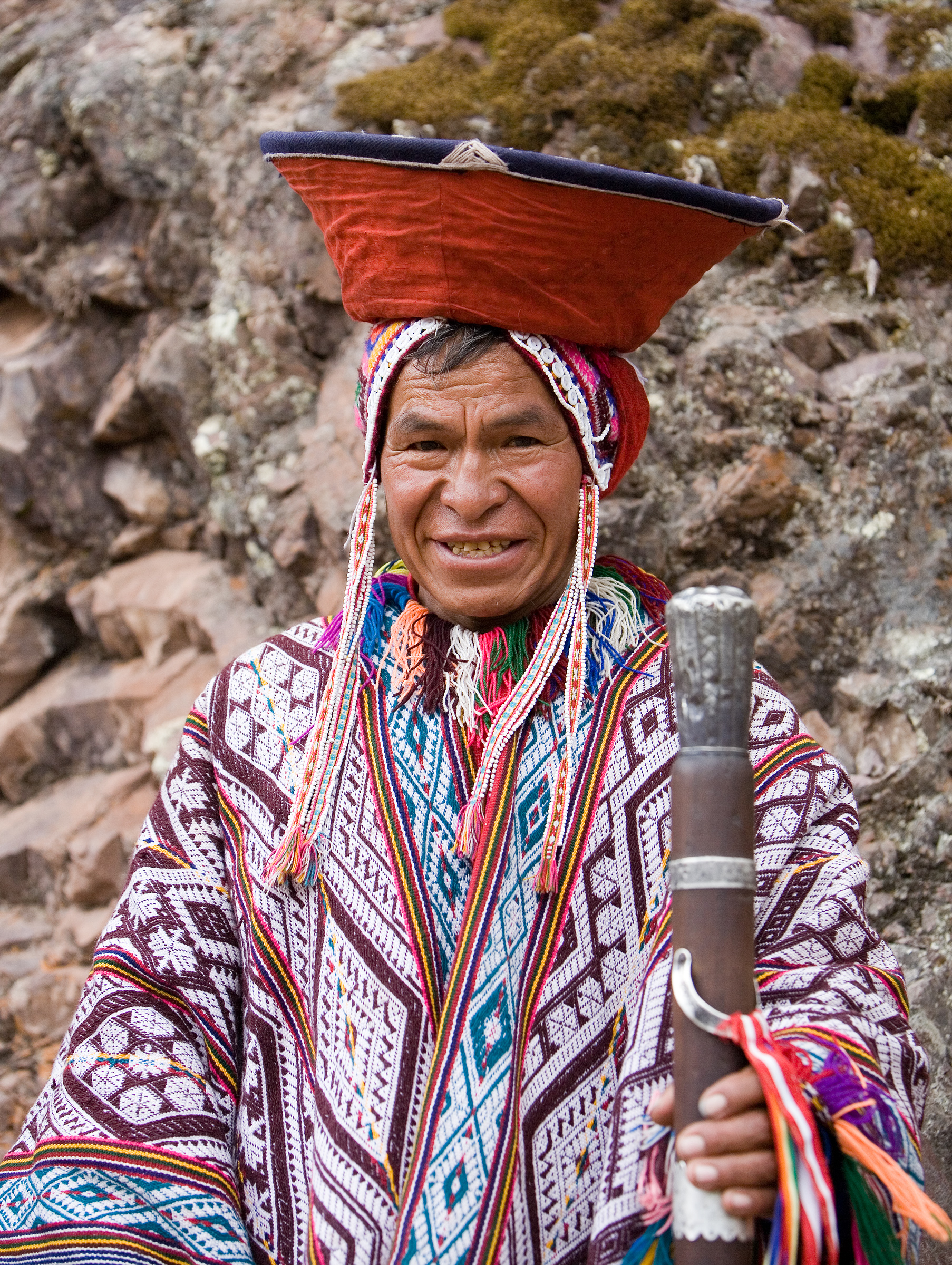 Indigenous Peruvian People