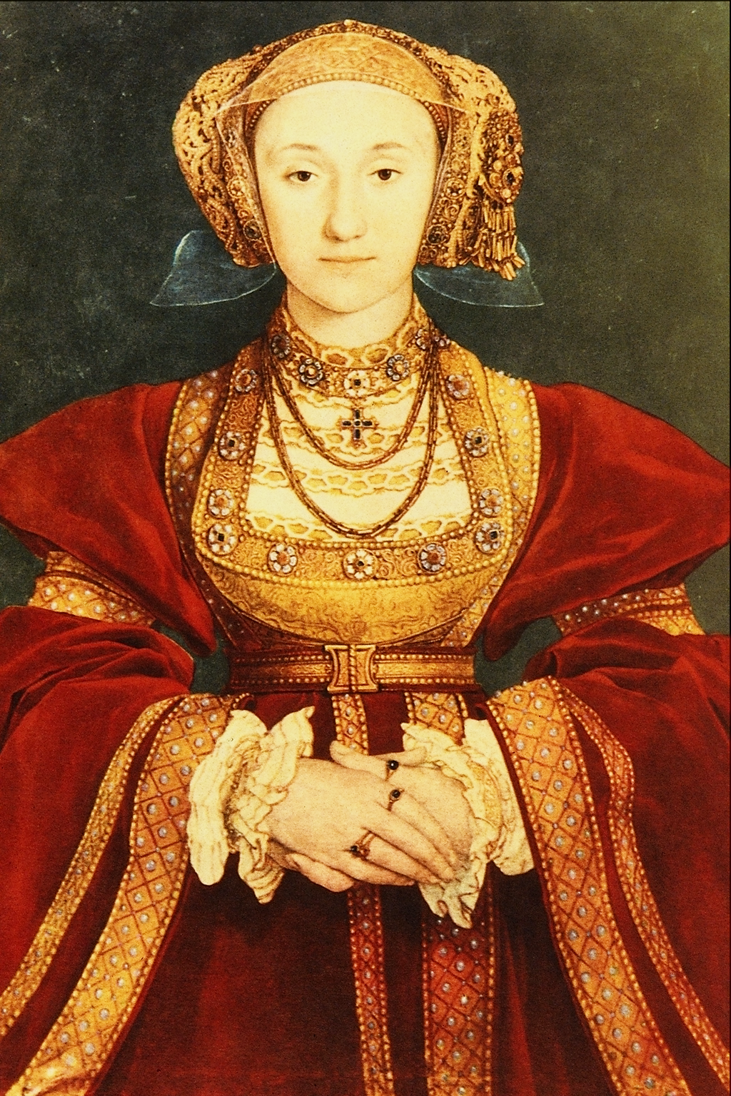 File:Anne of Cleves - Hans Holbein the Younger.png: commons.wikimedia.org/wiki/File:Anne_of_Cleves_-_Hans_Holbein_the...