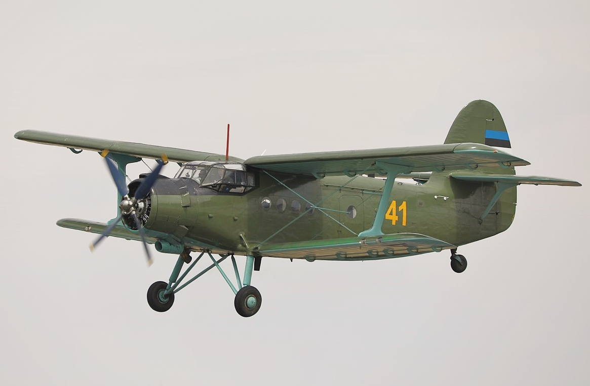 Antonov An-2 - Wikipedia